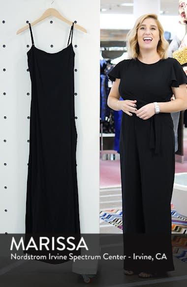 Keys Slit Maxi Dress, sales video thumbnail