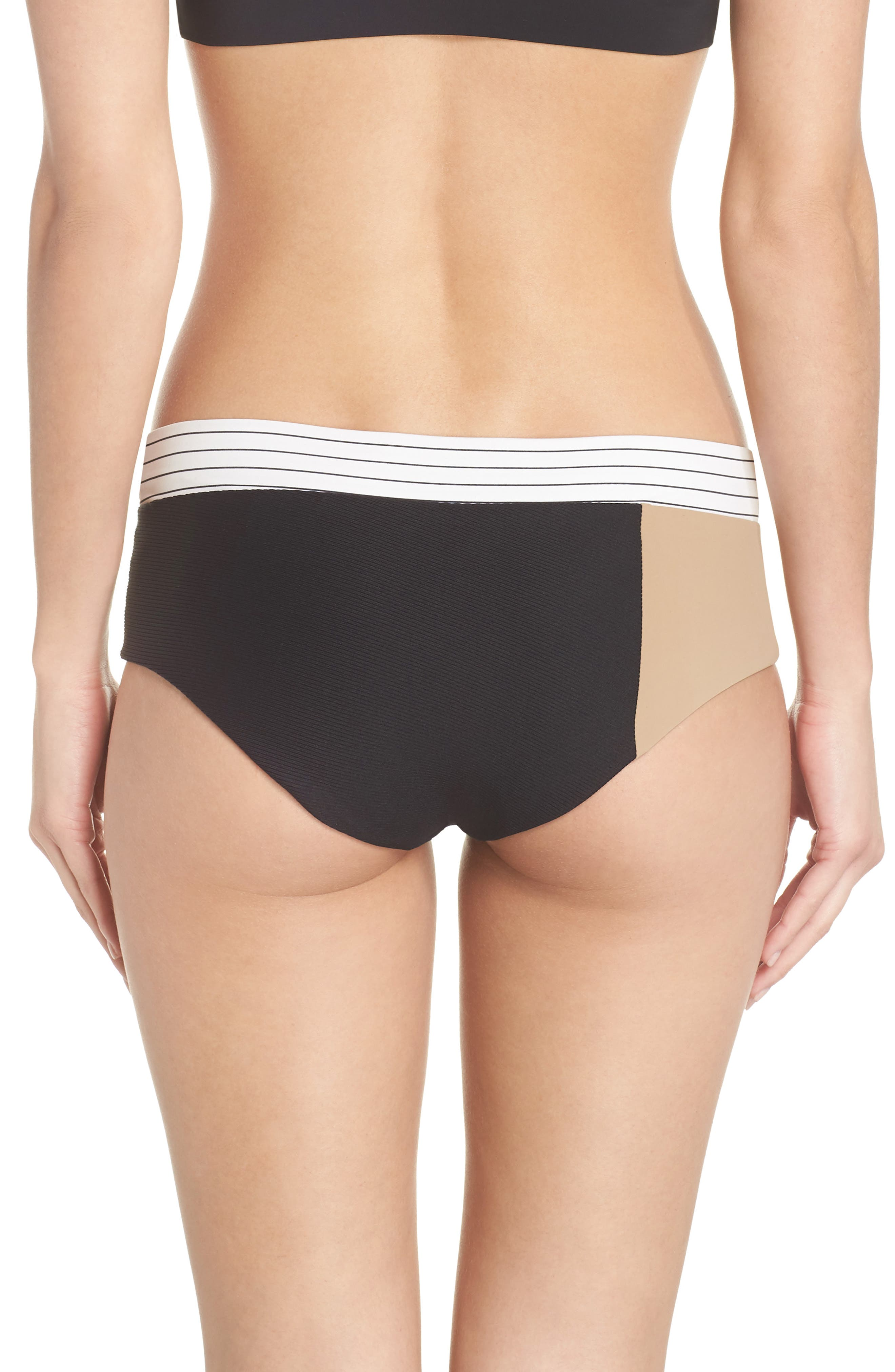 Makaveli Bikini Bottoms,                             Alternate thumbnail 3, color,