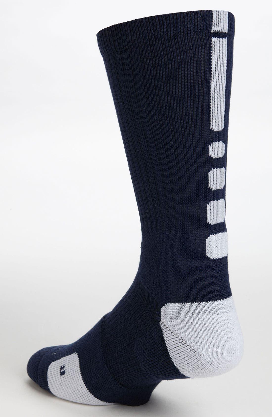 'Elite Basketball' Crew Socks,                             Alternate thumbnail 43, color,