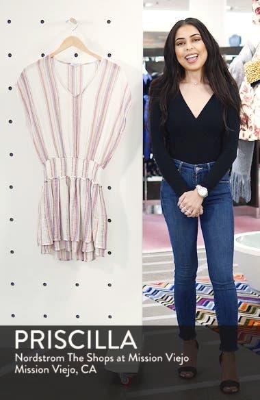 Lucca Linen Blend Dress, sales video thumbnail