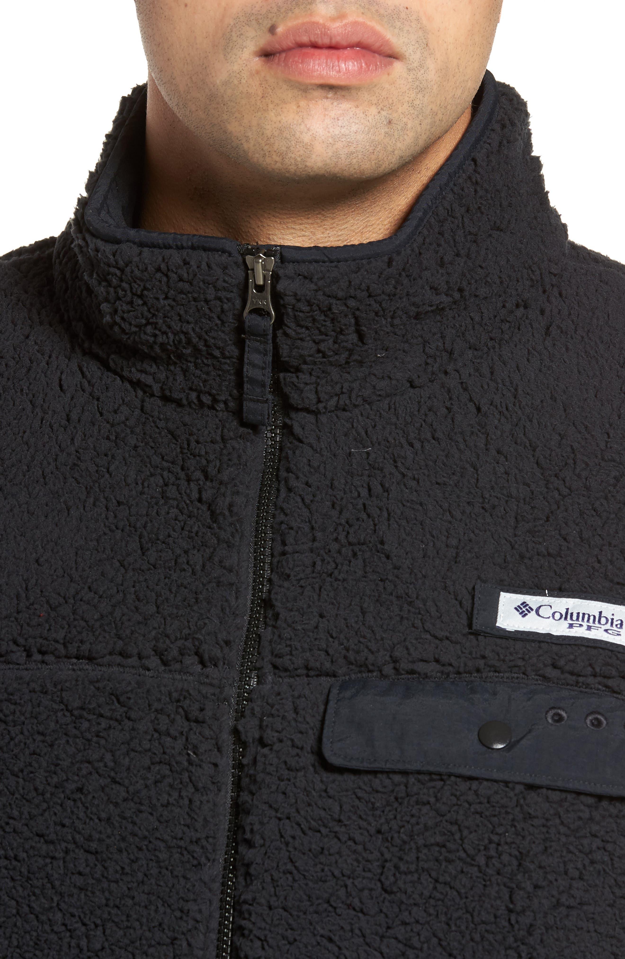 Harborside Fleece Jacket,                             Alternate thumbnail 16, color,