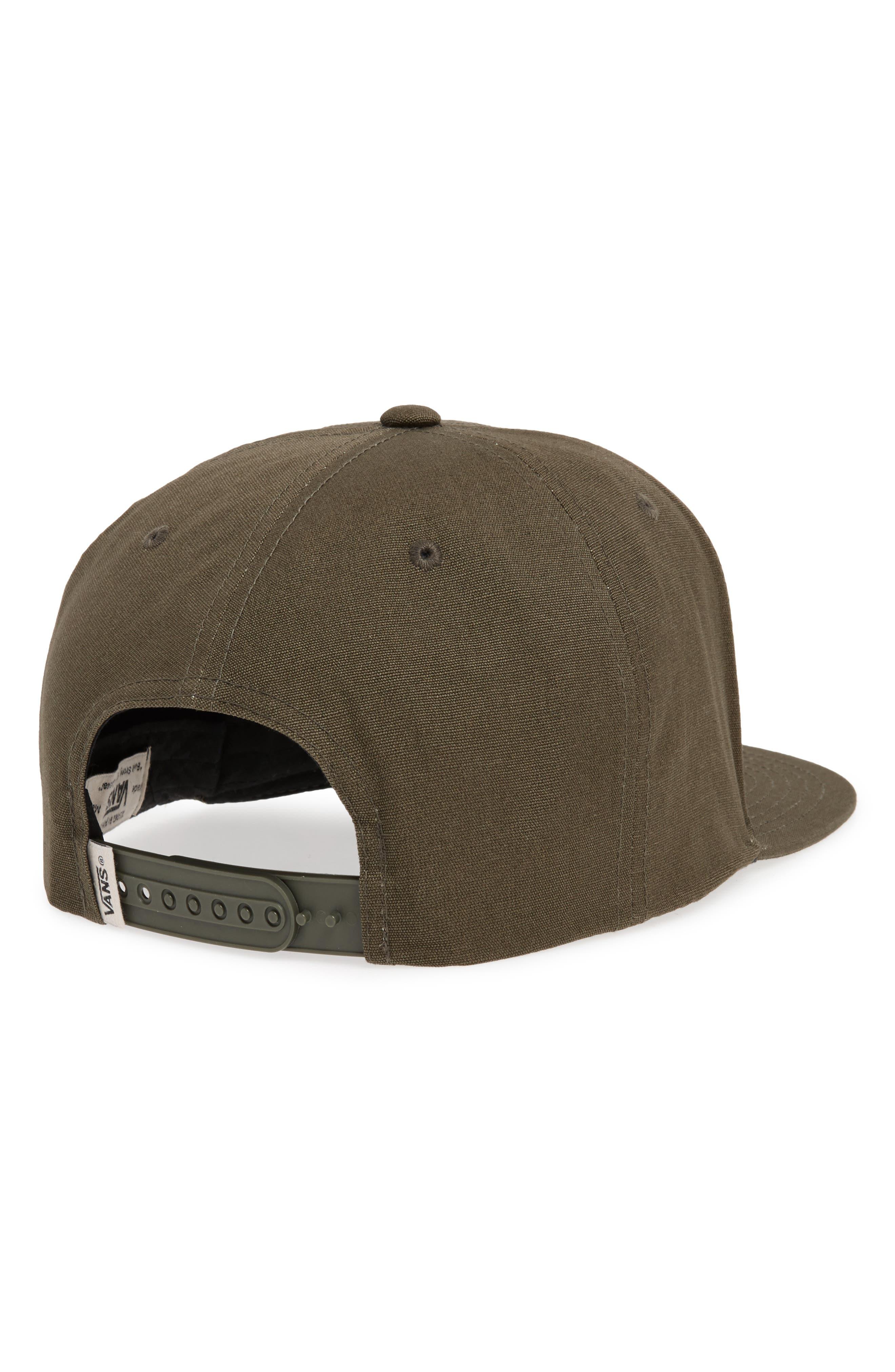 'Rowley' Snapback Hat,                             Alternate thumbnail 7, color,