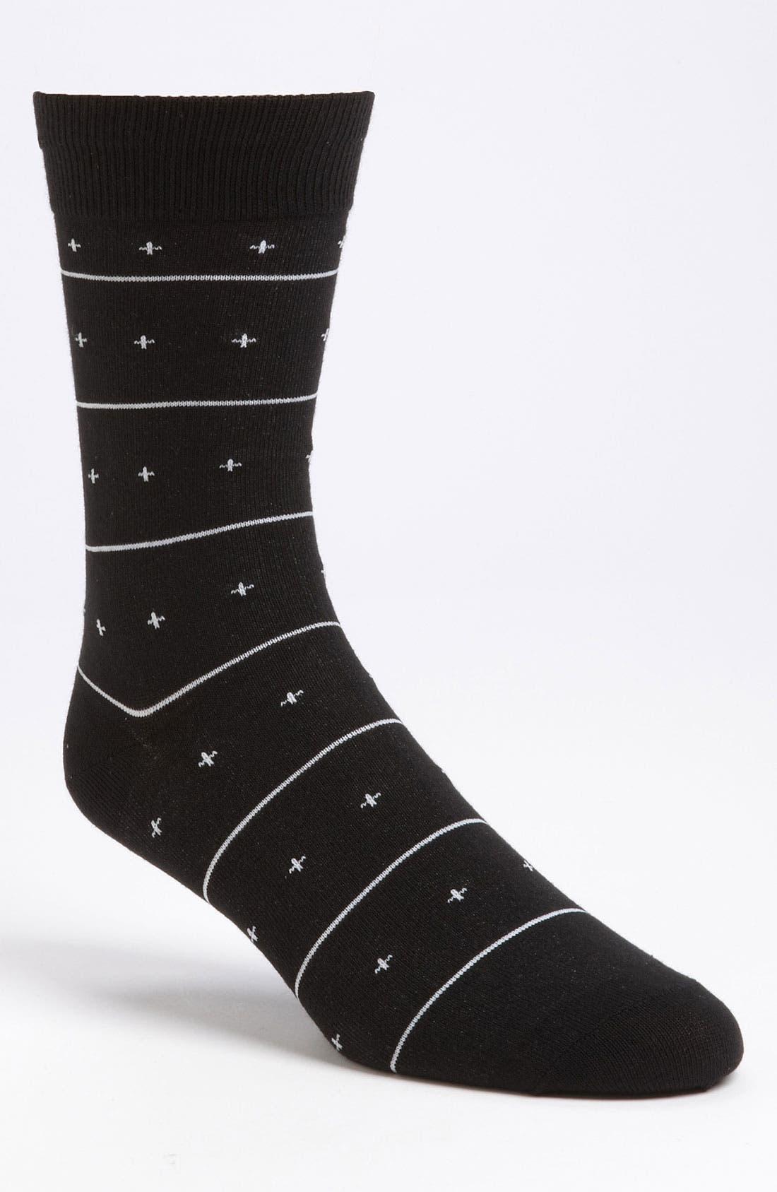 'Tourist' Socks,                         Main,                         color,