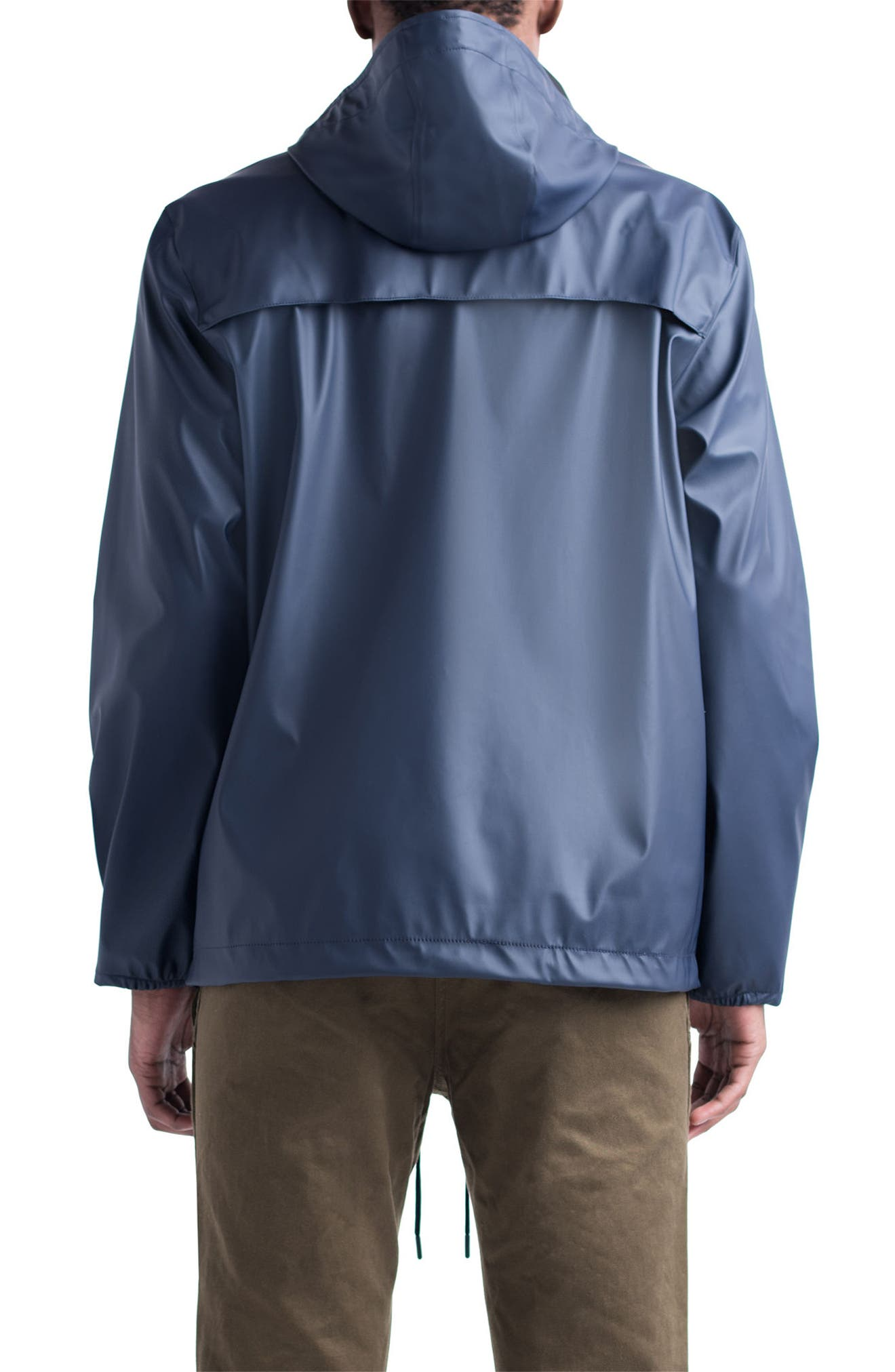 Forecast Hooded Coaches Jacket,                             Alternate thumbnail 15, color,