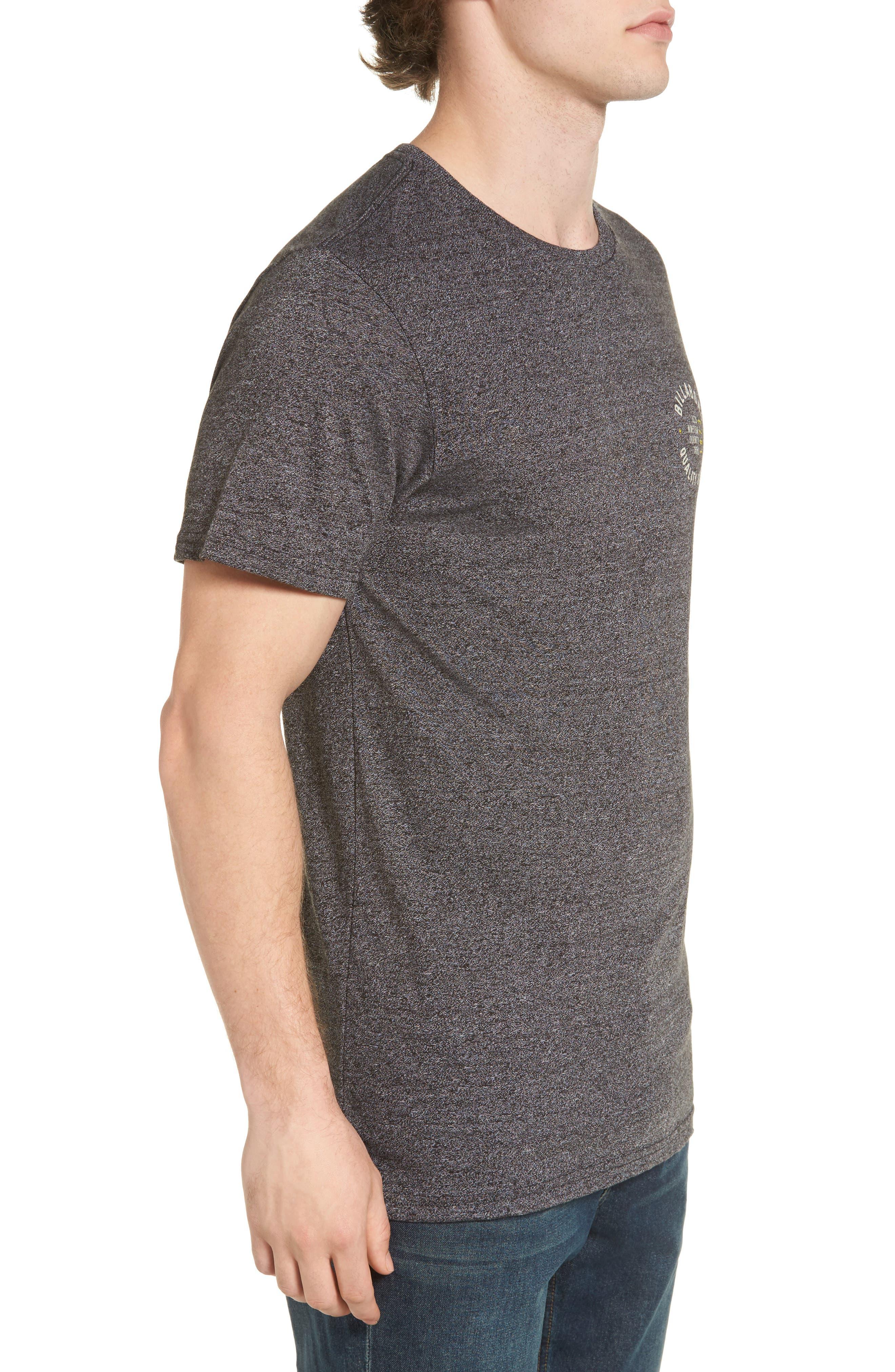 Wallace T-Shirt,                             Alternate thumbnail 3, color,                             001