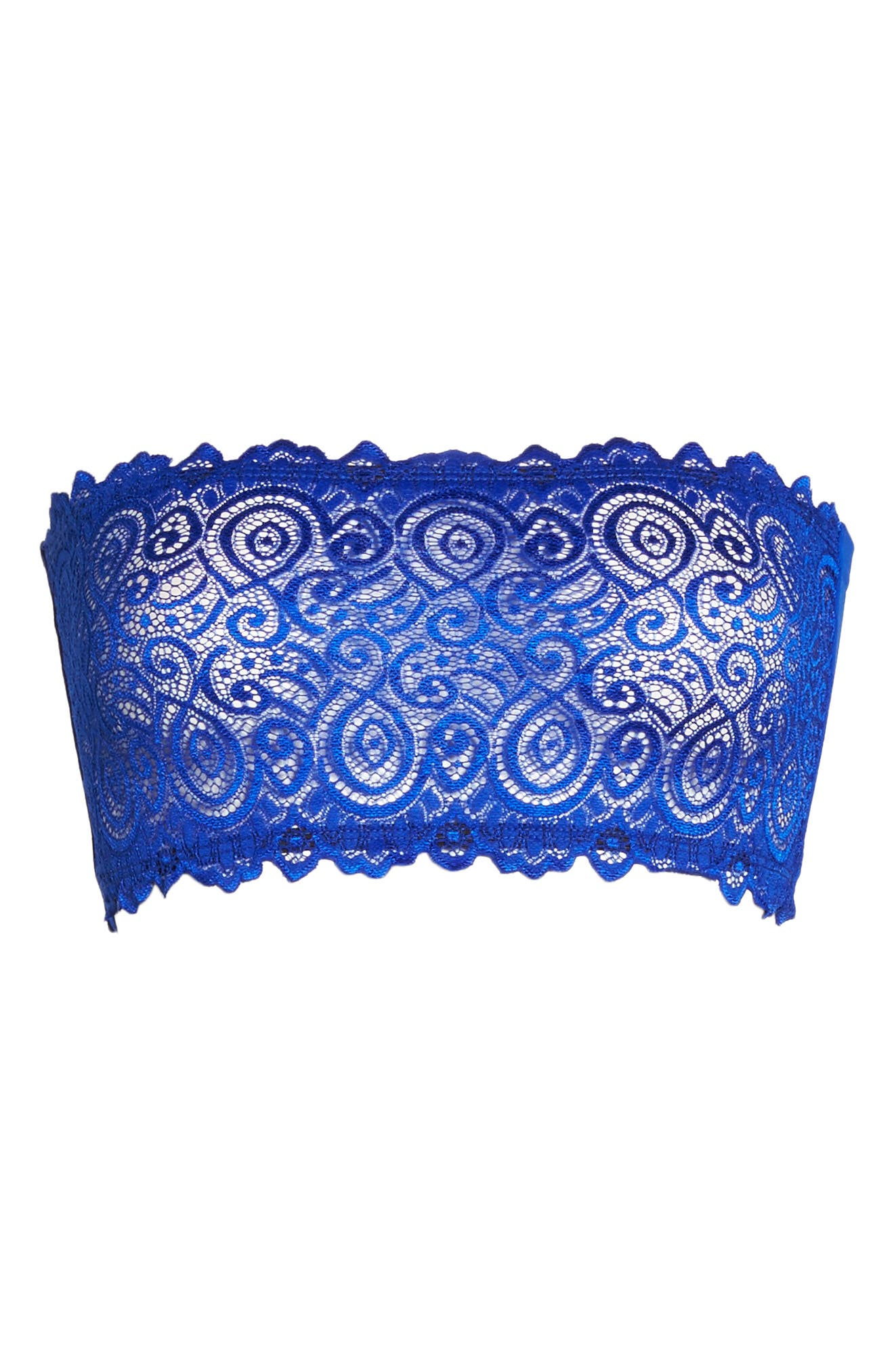 Intimately FP Lace Reversible Seamless Bandeau,                             Alternate thumbnail 54, color,