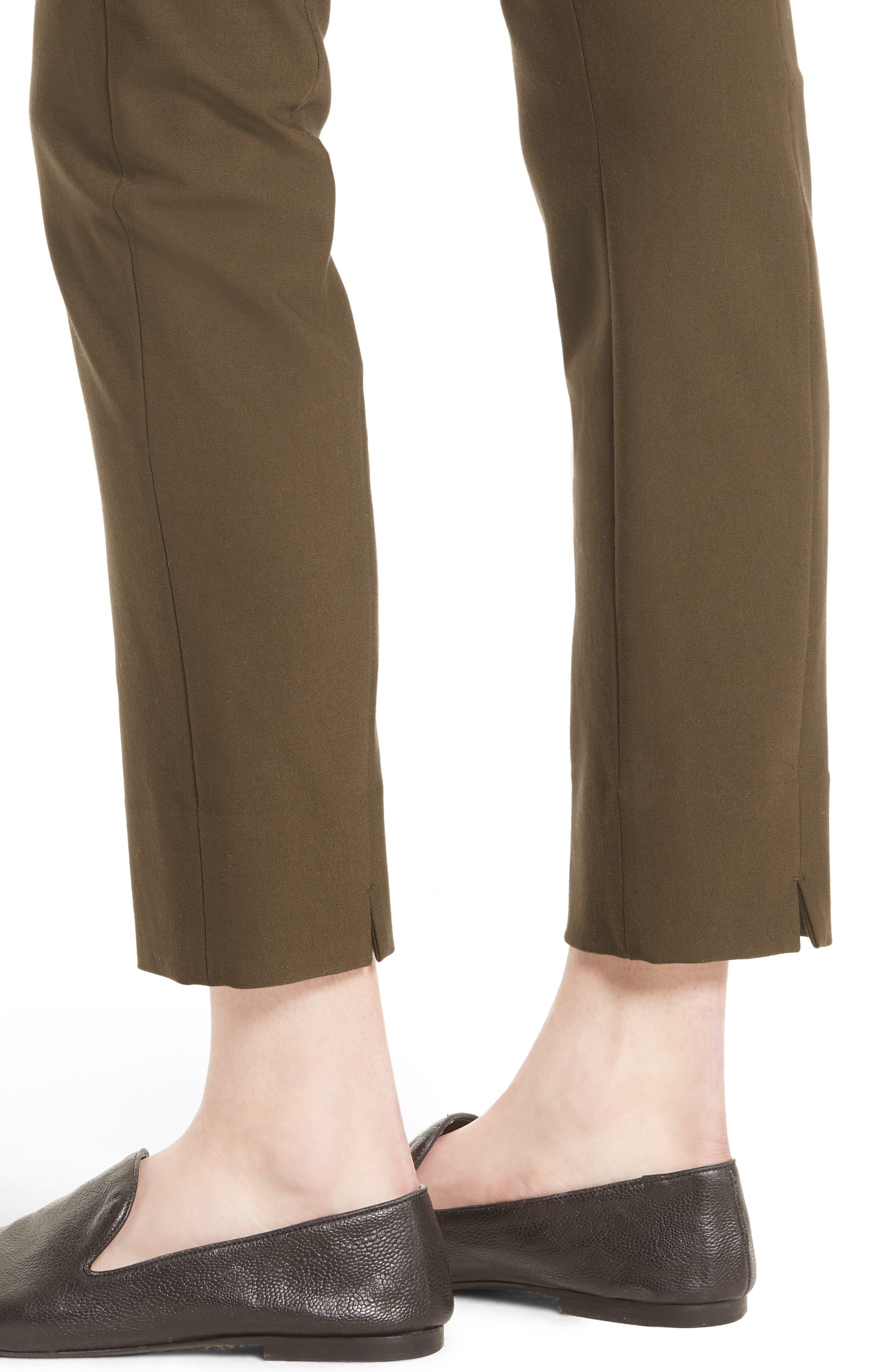 Seamed Leg Skinny Pants,                             Alternate thumbnail 4, color,                             244