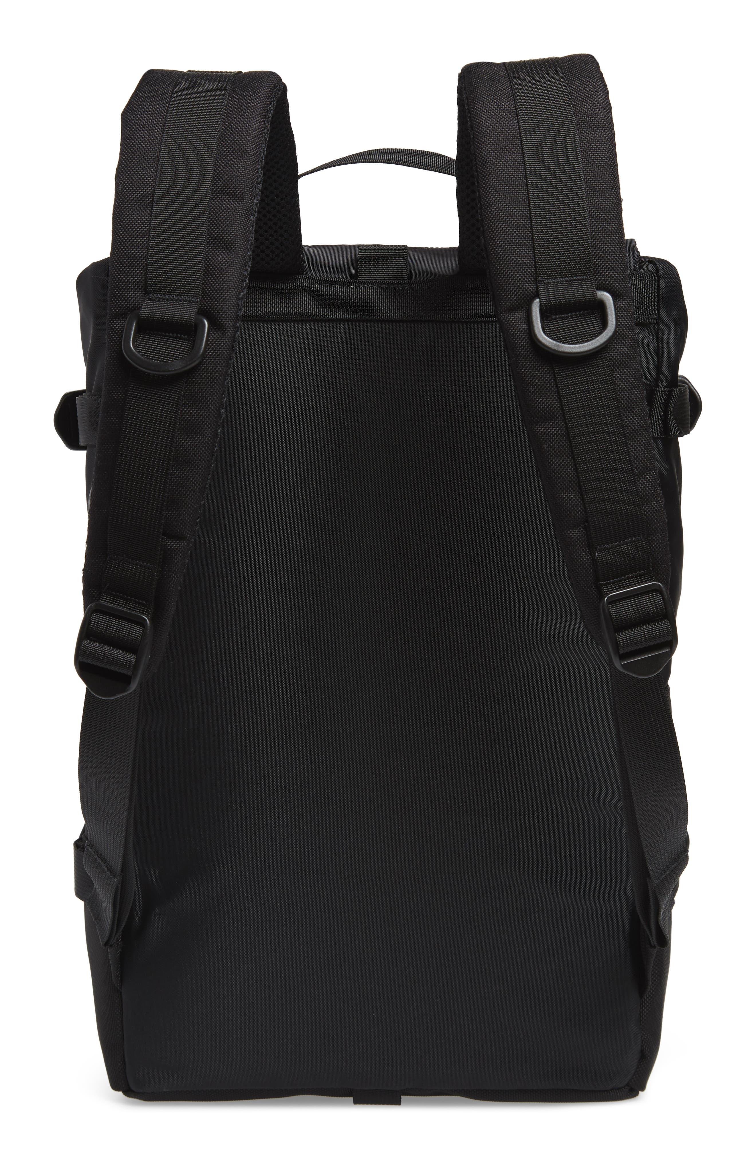 'Rover' Backpack,                             Alternate thumbnail 2, color,                             BALLISTIC BLACK