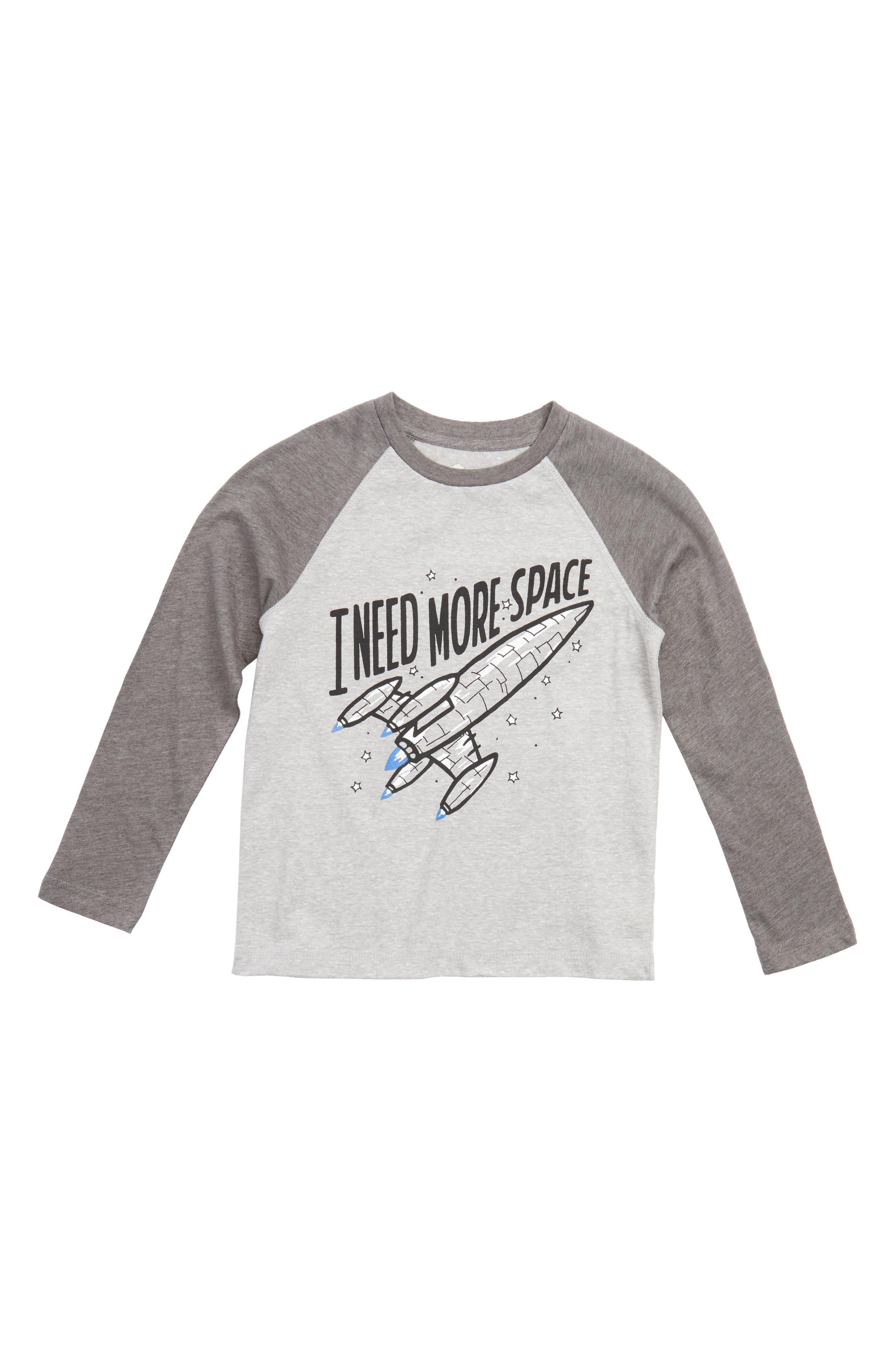 Graphic Baseball T-Shirt,                         Main,                         color, 050