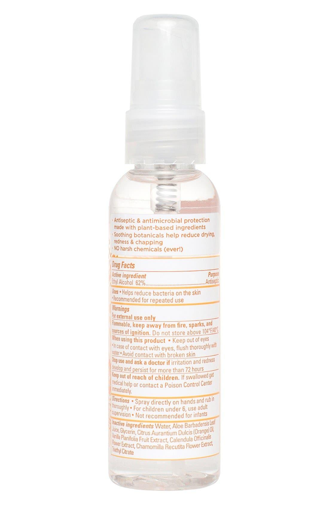 Hand Sanitizer Spray,                             Alternate thumbnail 3, color,                             100