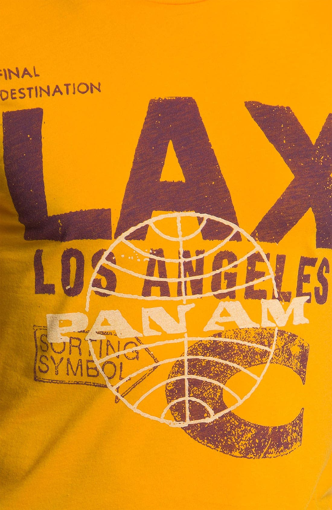 'Pan Am LAX' T-Shirt,                             Alternate thumbnail 2, color,                             710