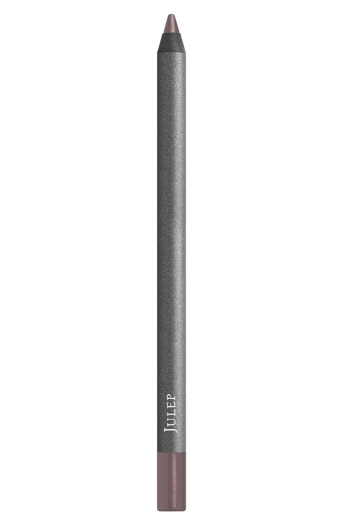 Julep(TM) When Pencil Met Gel Long-Lasting Eyeliner - Smoky Taupe Shimmer