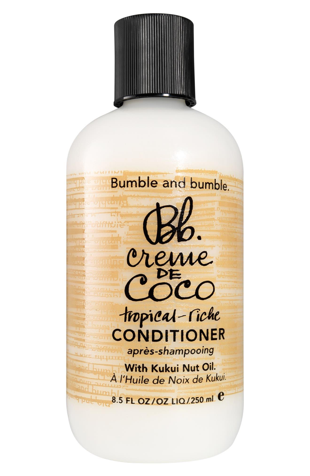 Creme de Coco Conditioner,                             Main thumbnail 1, color,                             NO COLOR