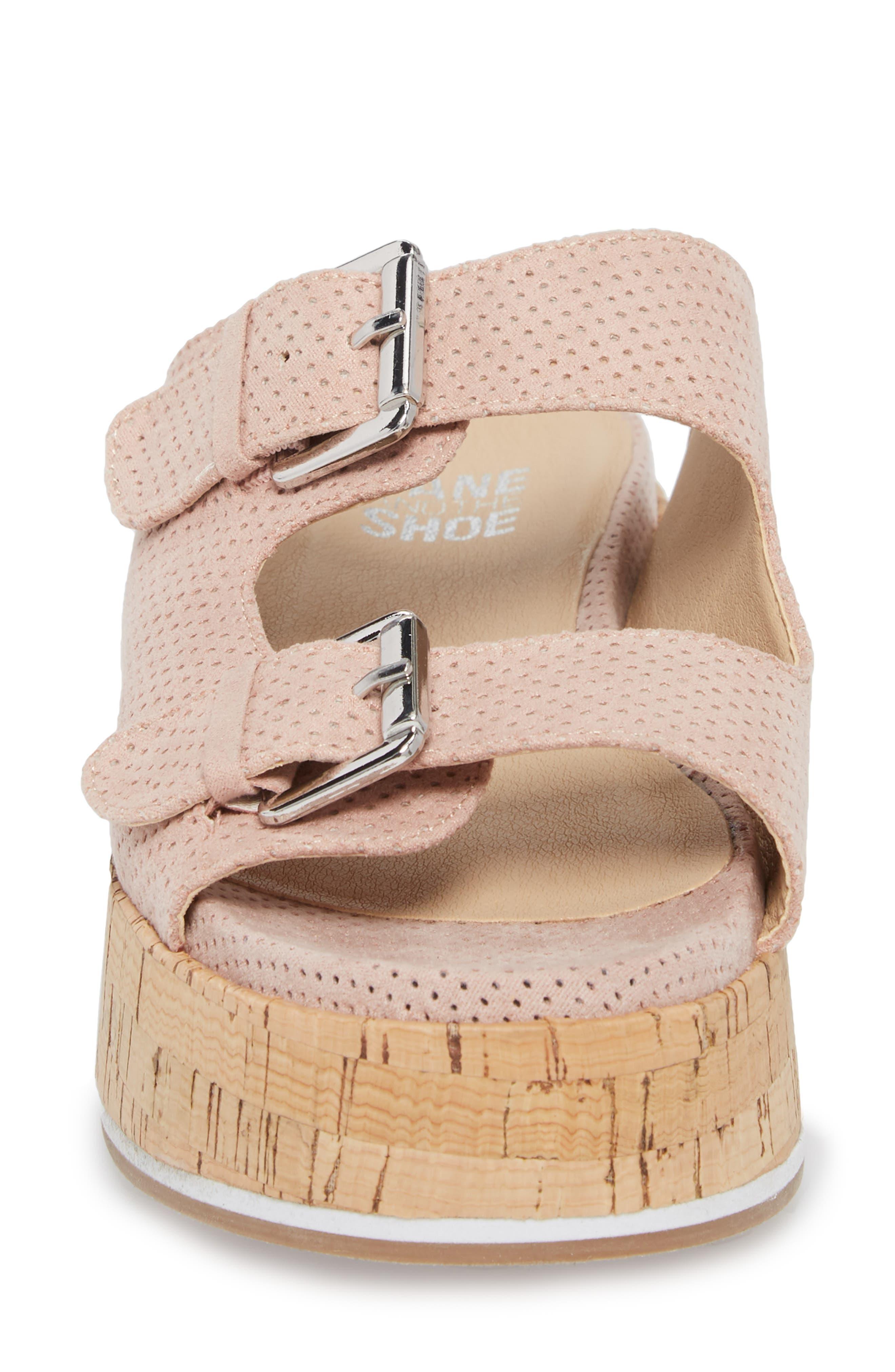 Jordan Two-Buckle Slide Sandal,                             Alternate thumbnail 23, color,