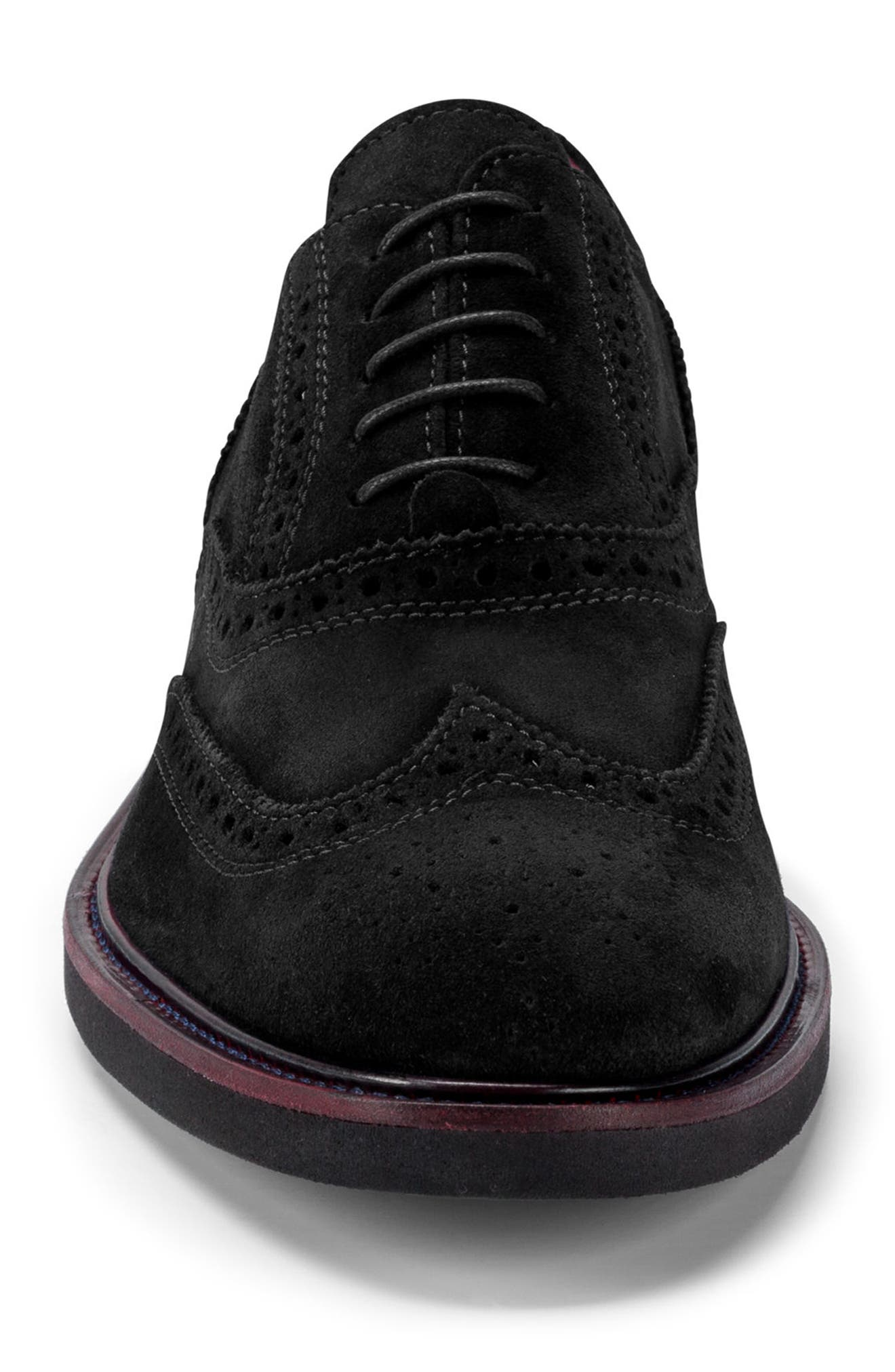 Siena Wingtip,                             Alternate thumbnail 4, color,                             001