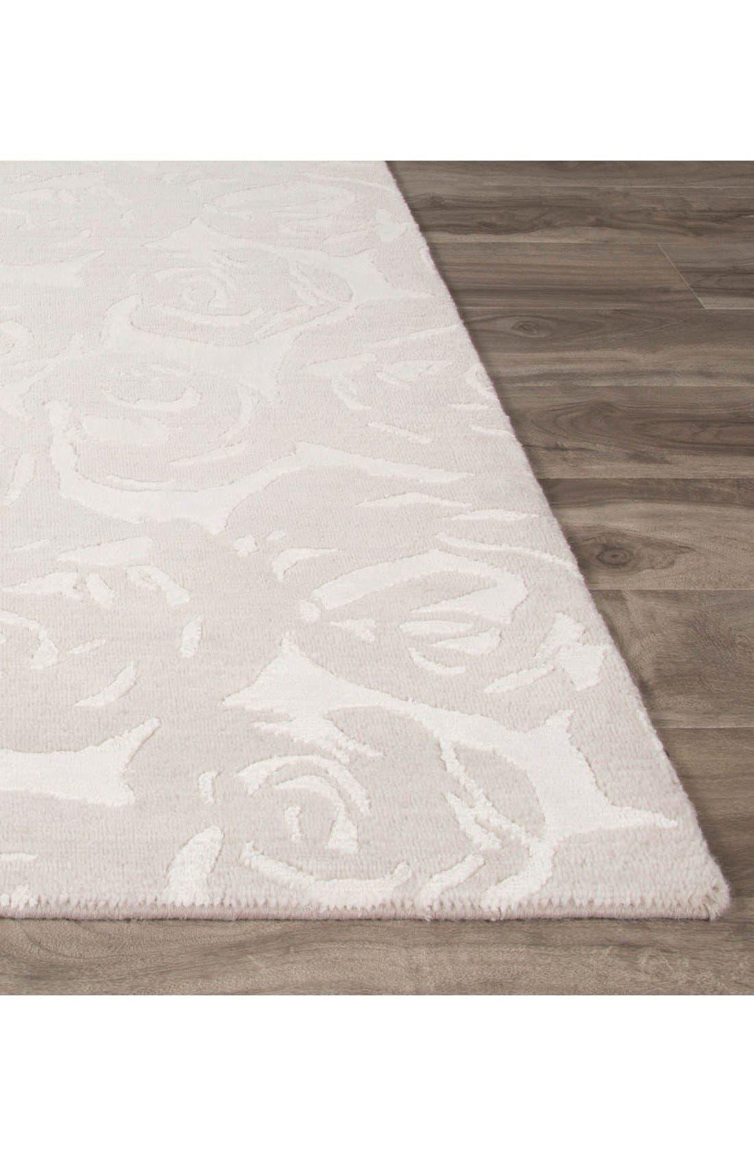 'noho' premium wool blend rug,                             Alternate thumbnail 9, color,