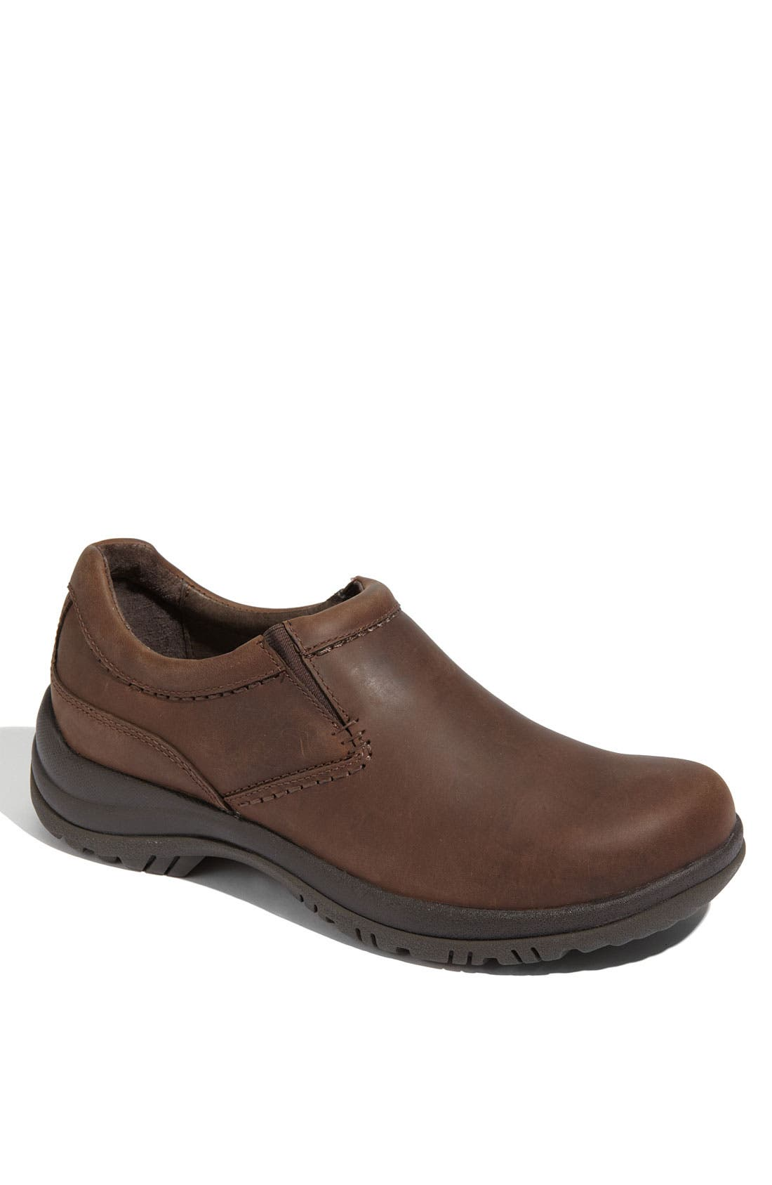 'Wynn' Slip-On,                         Main,                         color, BROWN