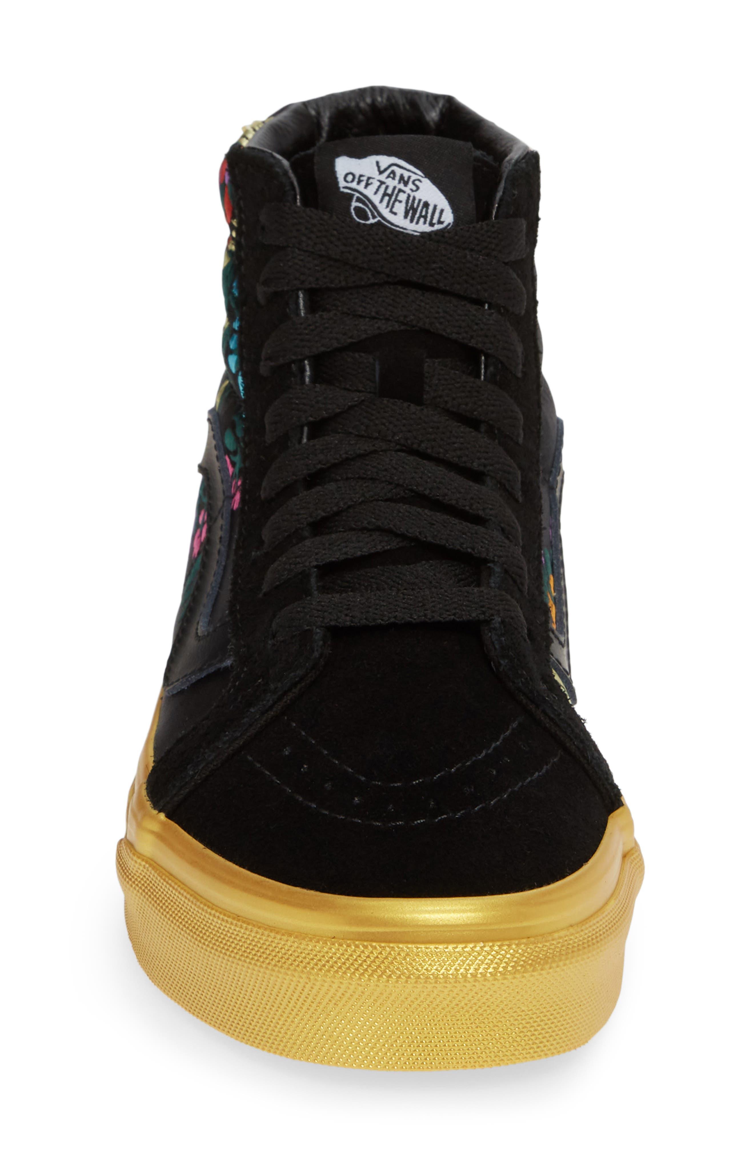 'Sk8-Hi Reissue' Sneaker,                             Alternate thumbnail 4, color,                             006