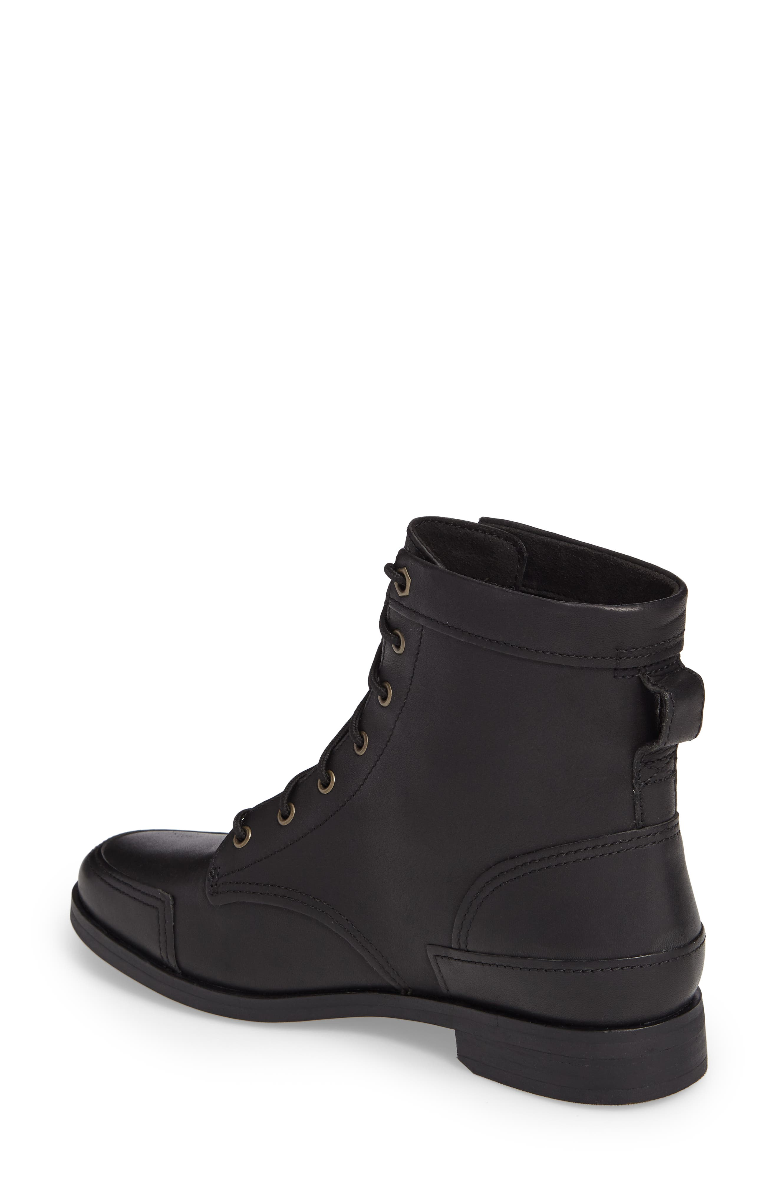 Somers Falls Lace-Up Boot,                             Alternate thumbnail 2, color,                             001