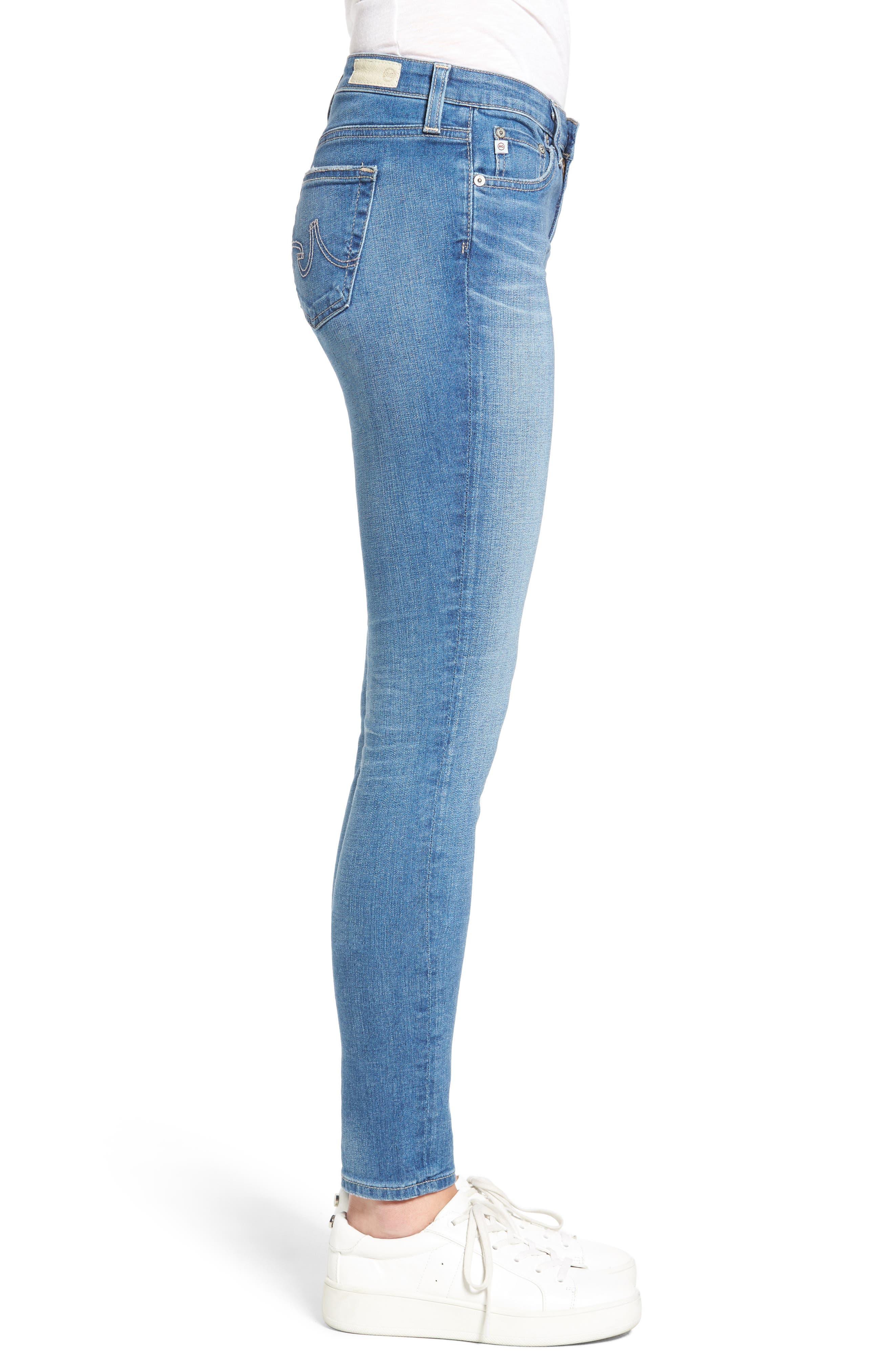 'The Legging' Super Skinny Jeans,                             Alternate thumbnail 36, color,