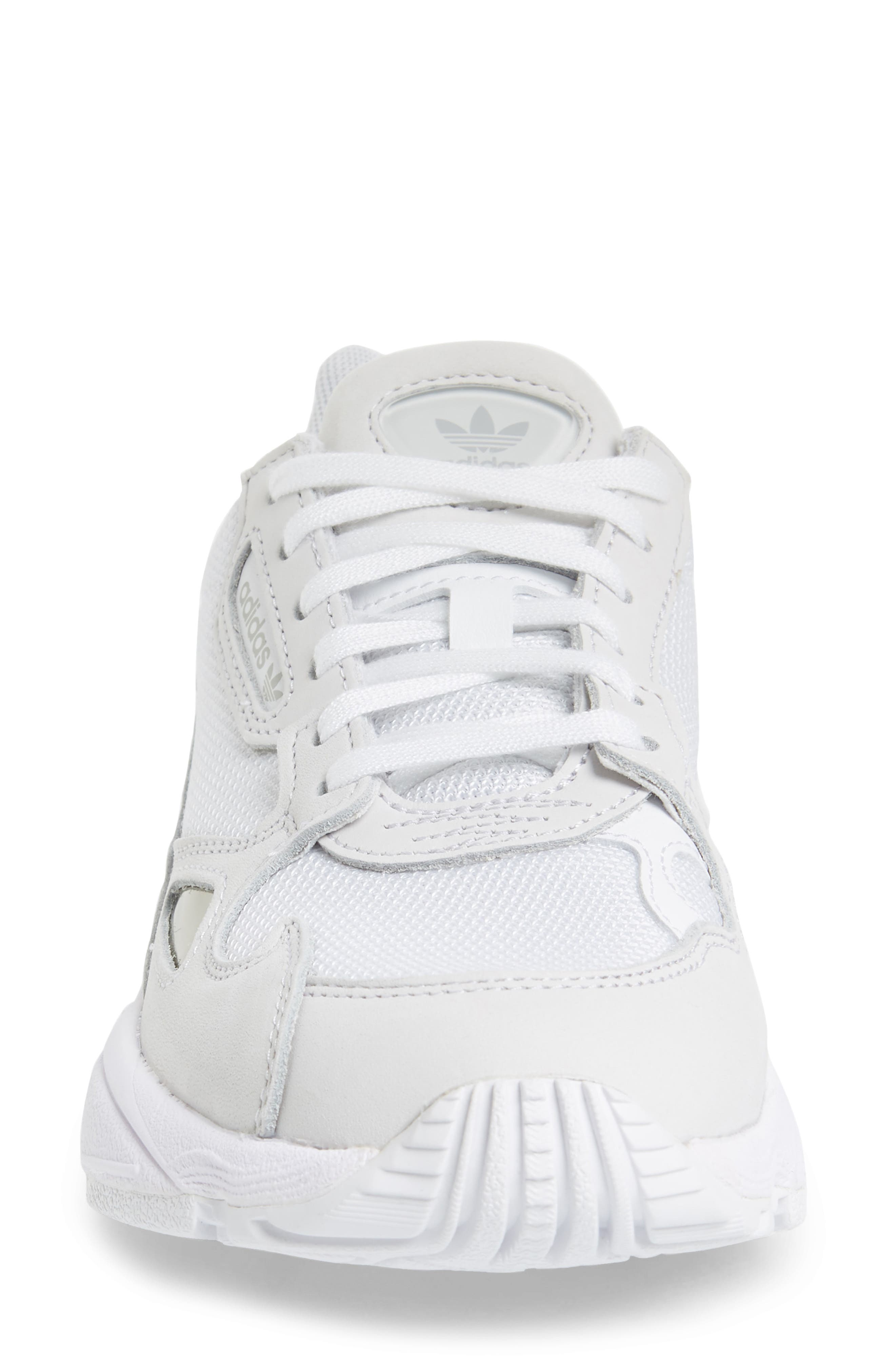 Falcon Sneaker,                             Alternate thumbnail 4, color,                             WHITE