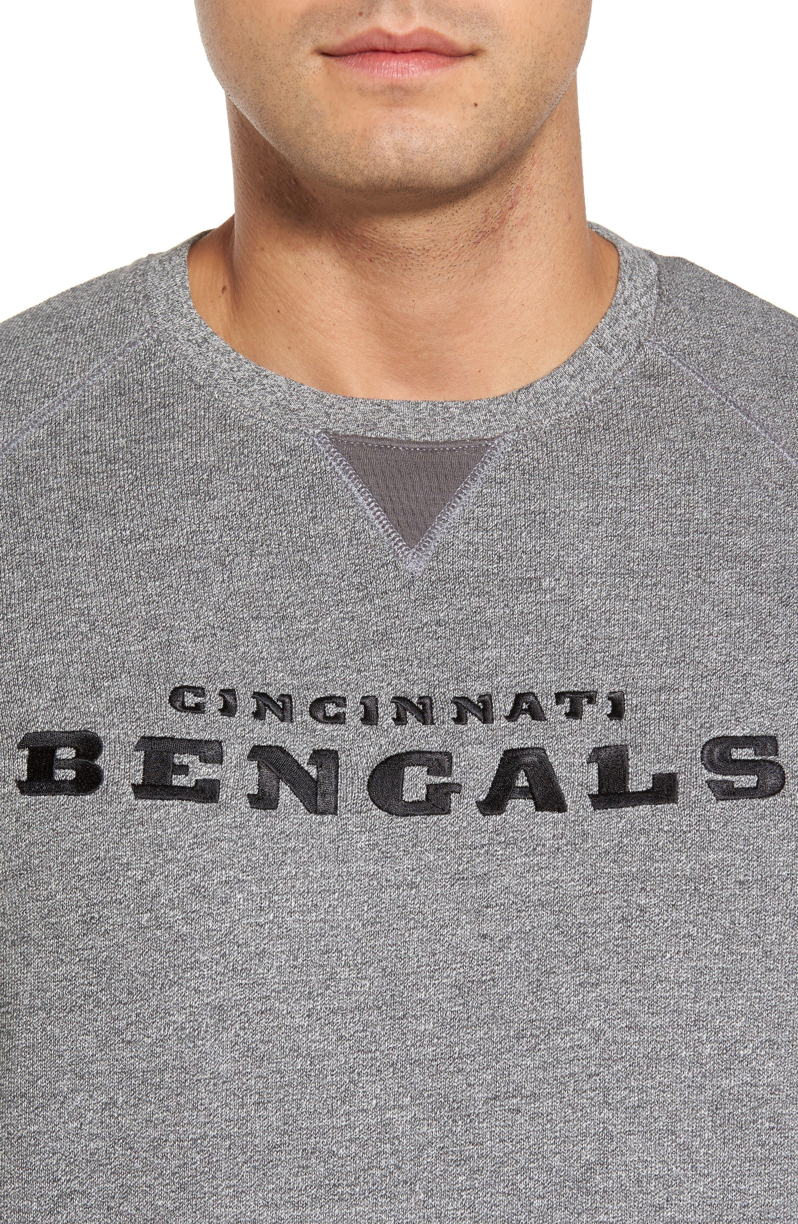 NFL Stitch of Liberty Embroidered Crewneck Sweatshirt,                             Alternate thumbnail 96, color,