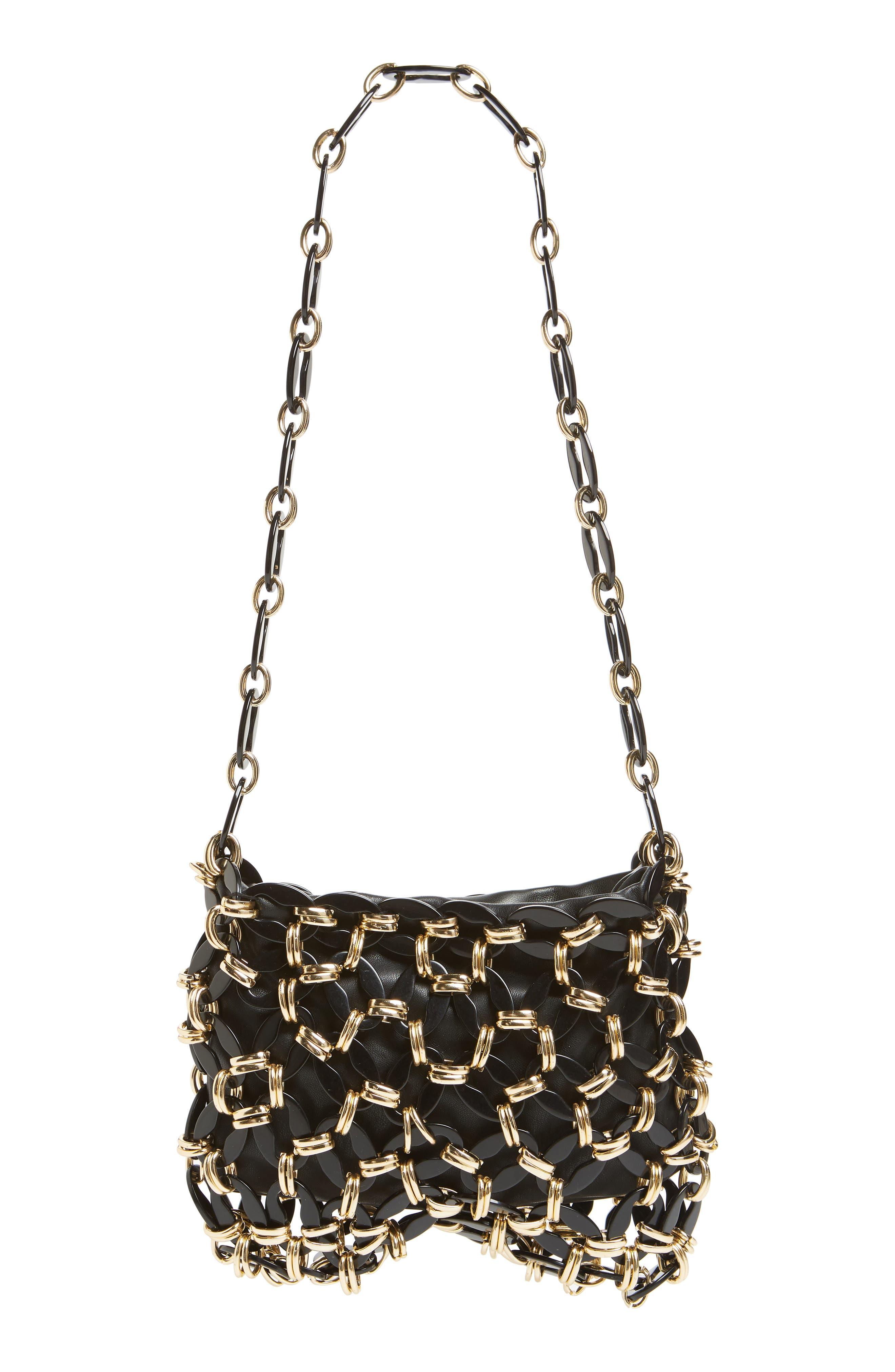 Sabrina Link Shoulder Bag by Topshop
