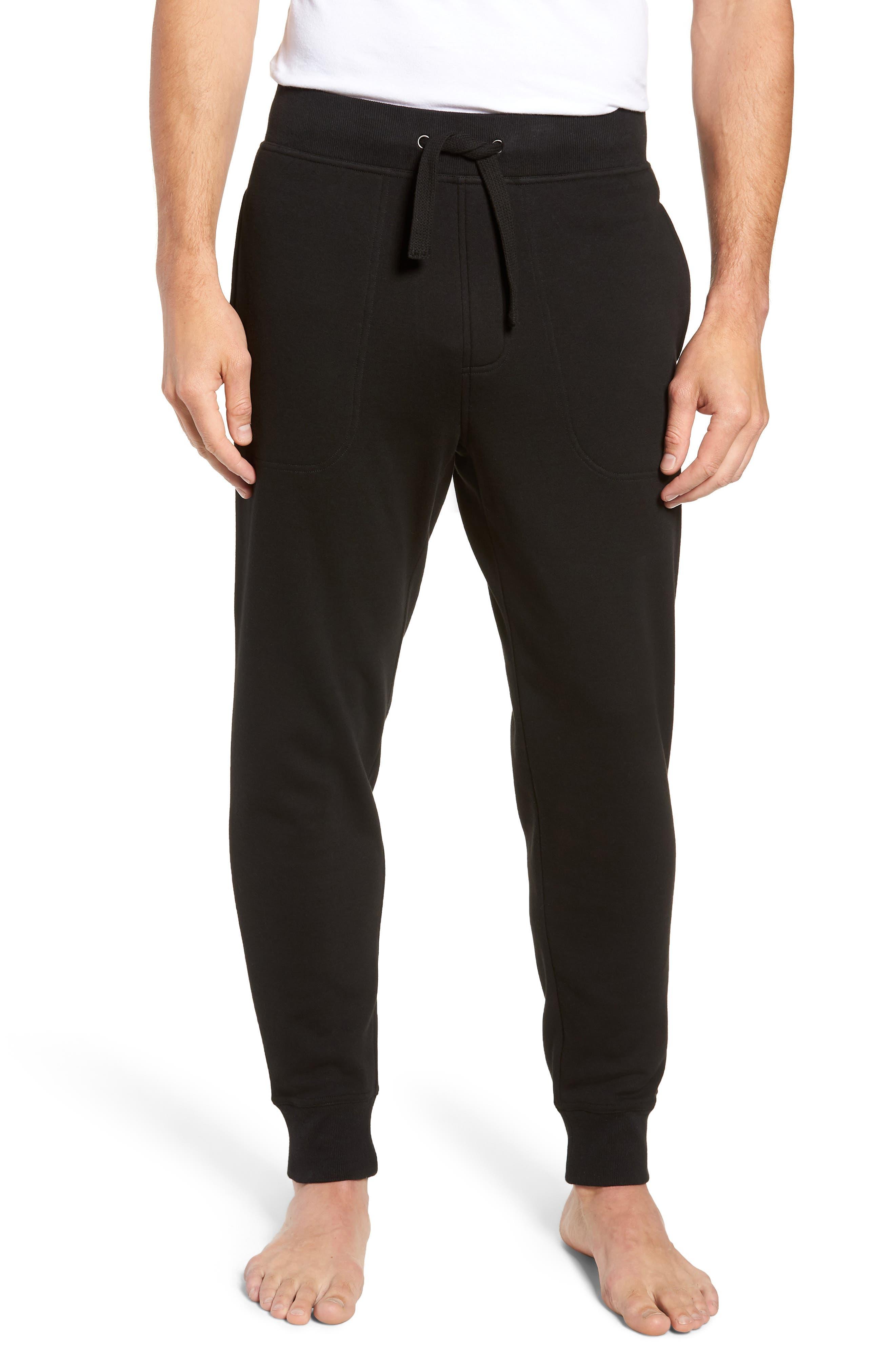Jakob Jogger Pants,                         Main,                         color, BLACK