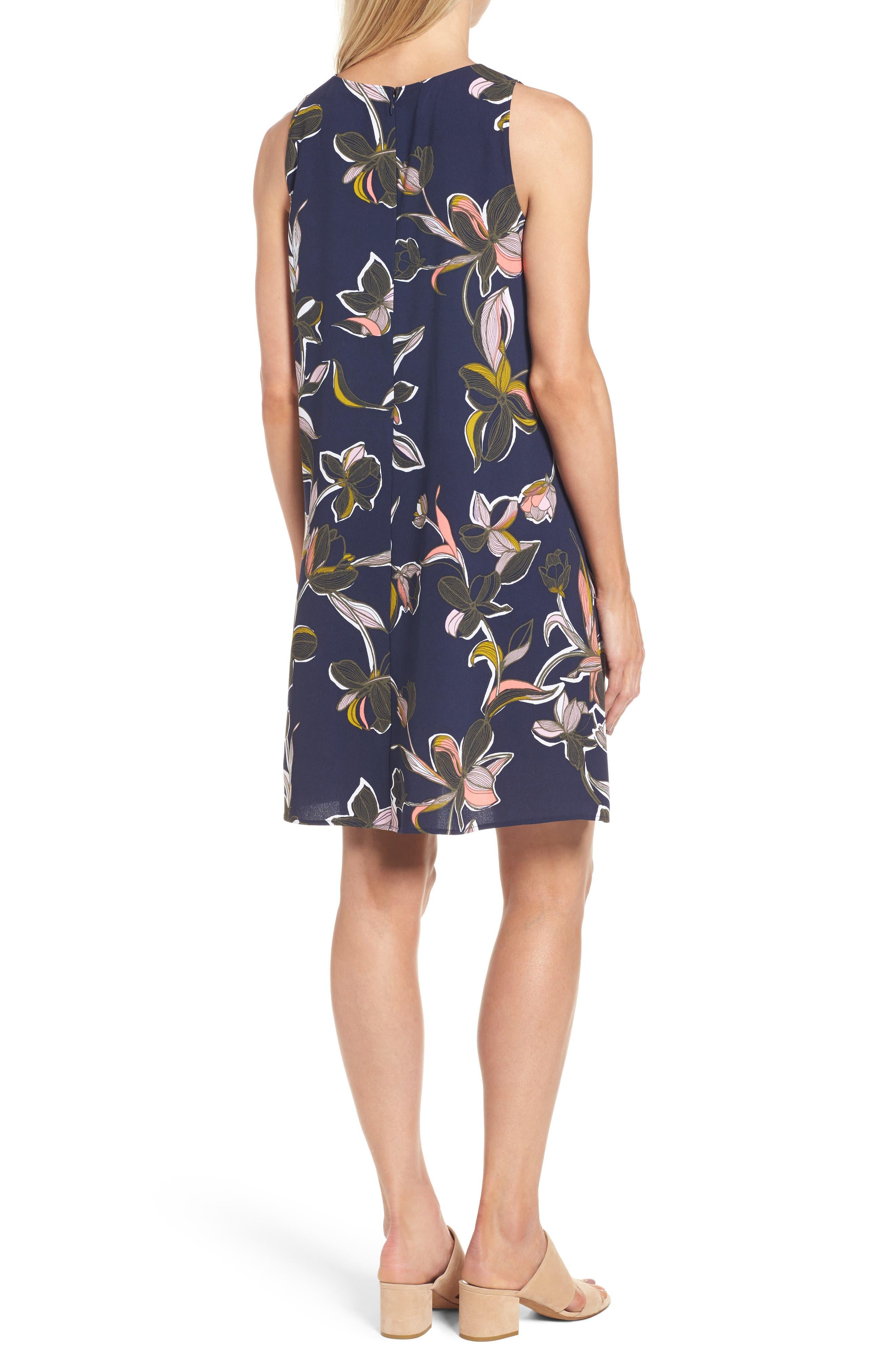 A-Line Dress,                             Alternate thumbnail 55, color,