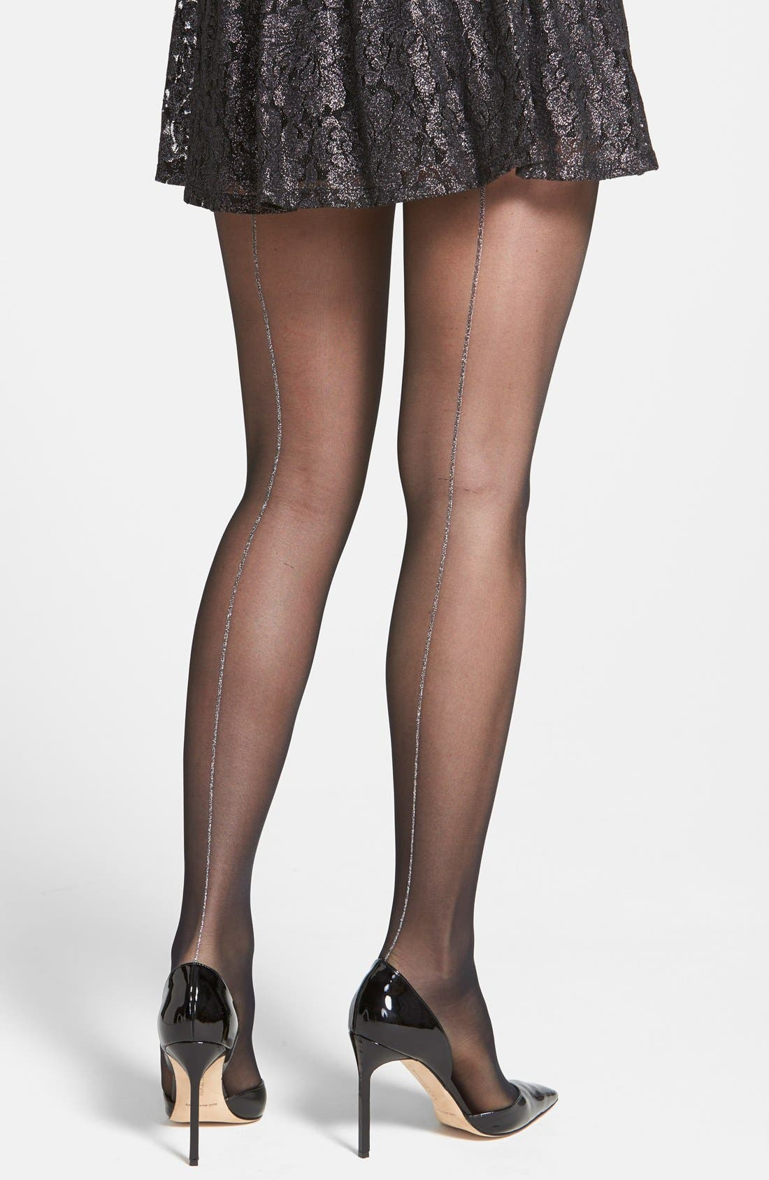 'Riga' Tights,                             Alternate thumbnail 2, color,                             040