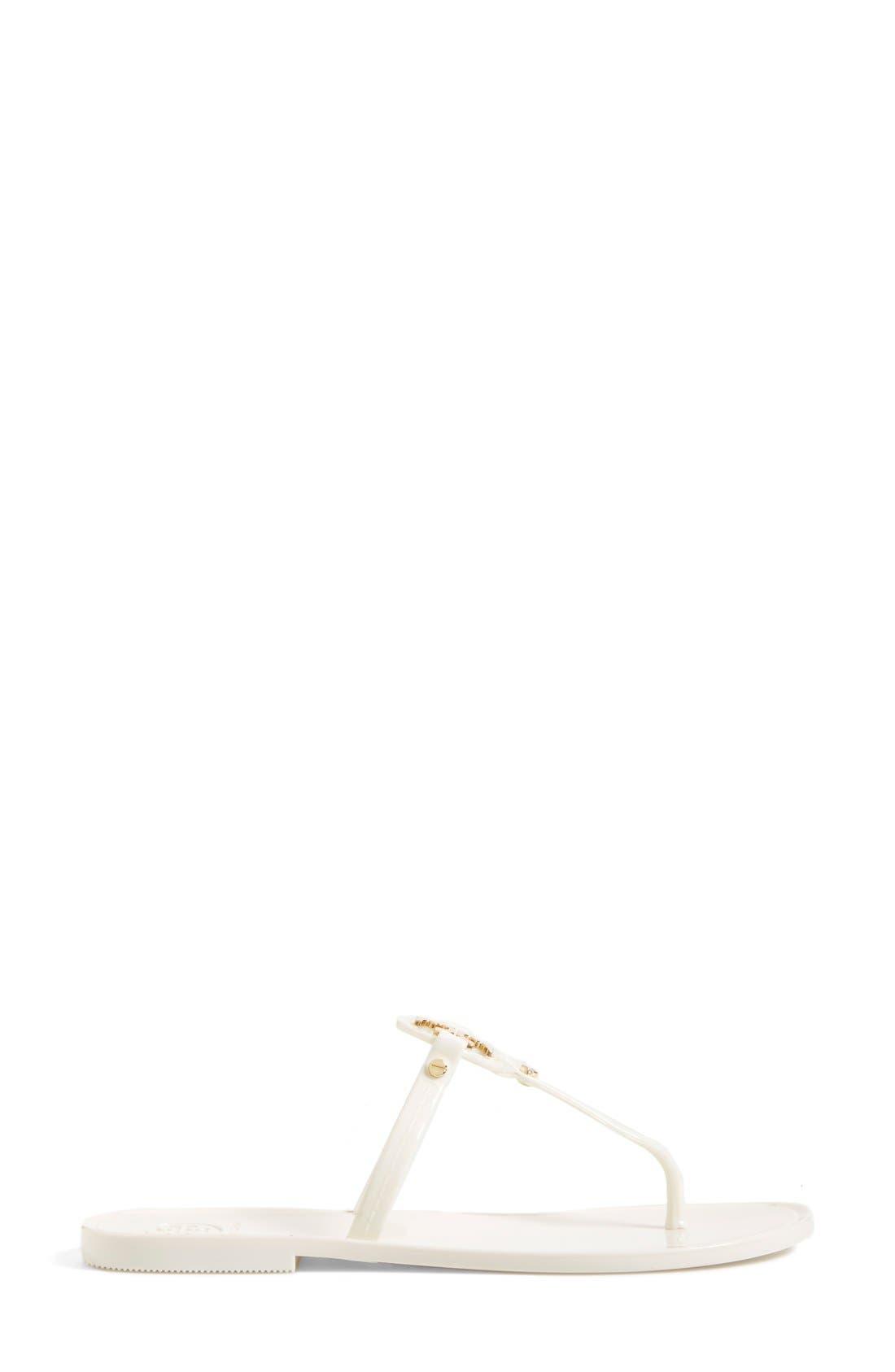 'Mini Miller' Flat Sandal,                             Alternate thumbnail 2, color,                             900