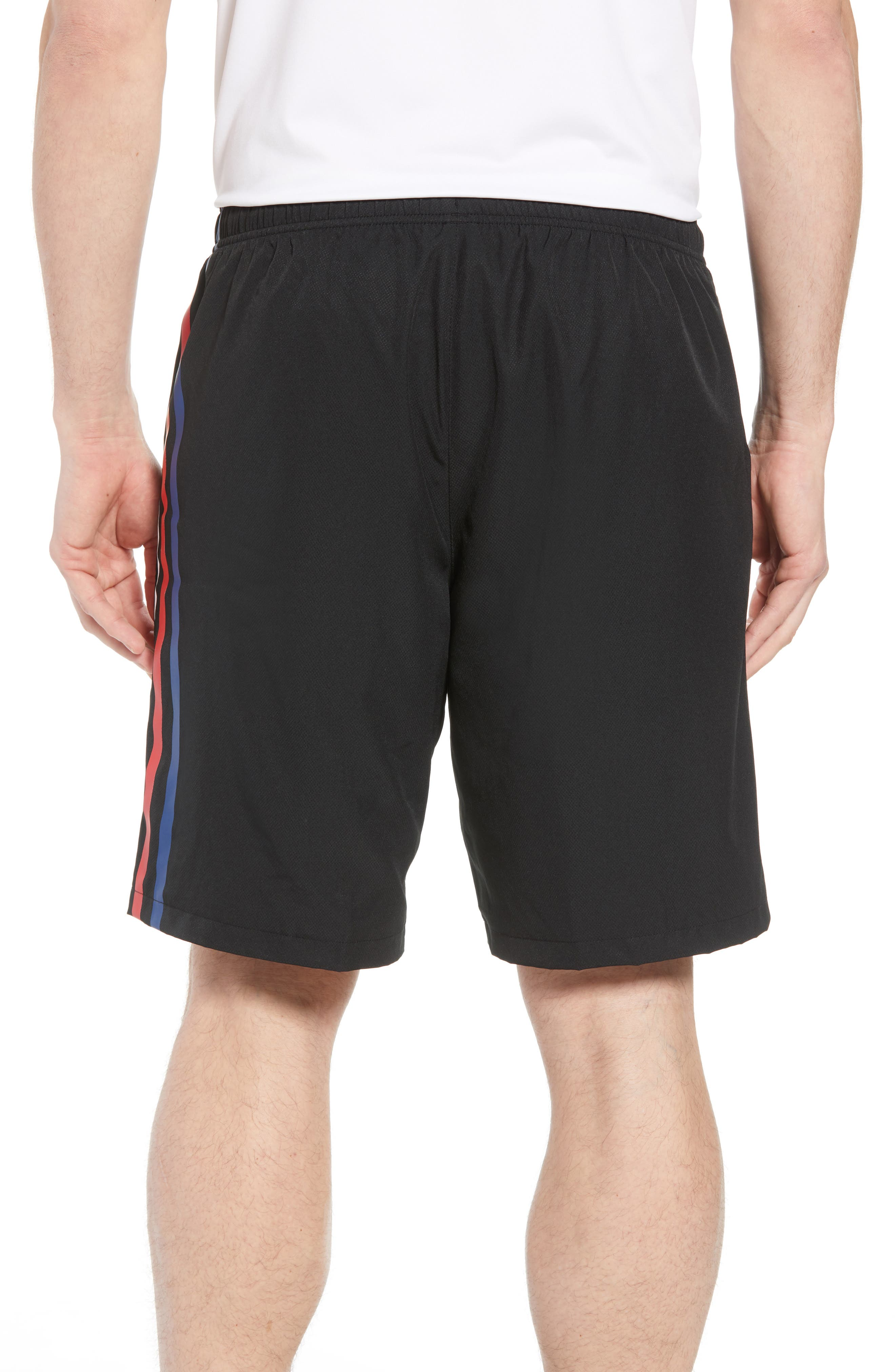 Side Stripe Shorts,                             Alternate thumbnail 2, color,                             013