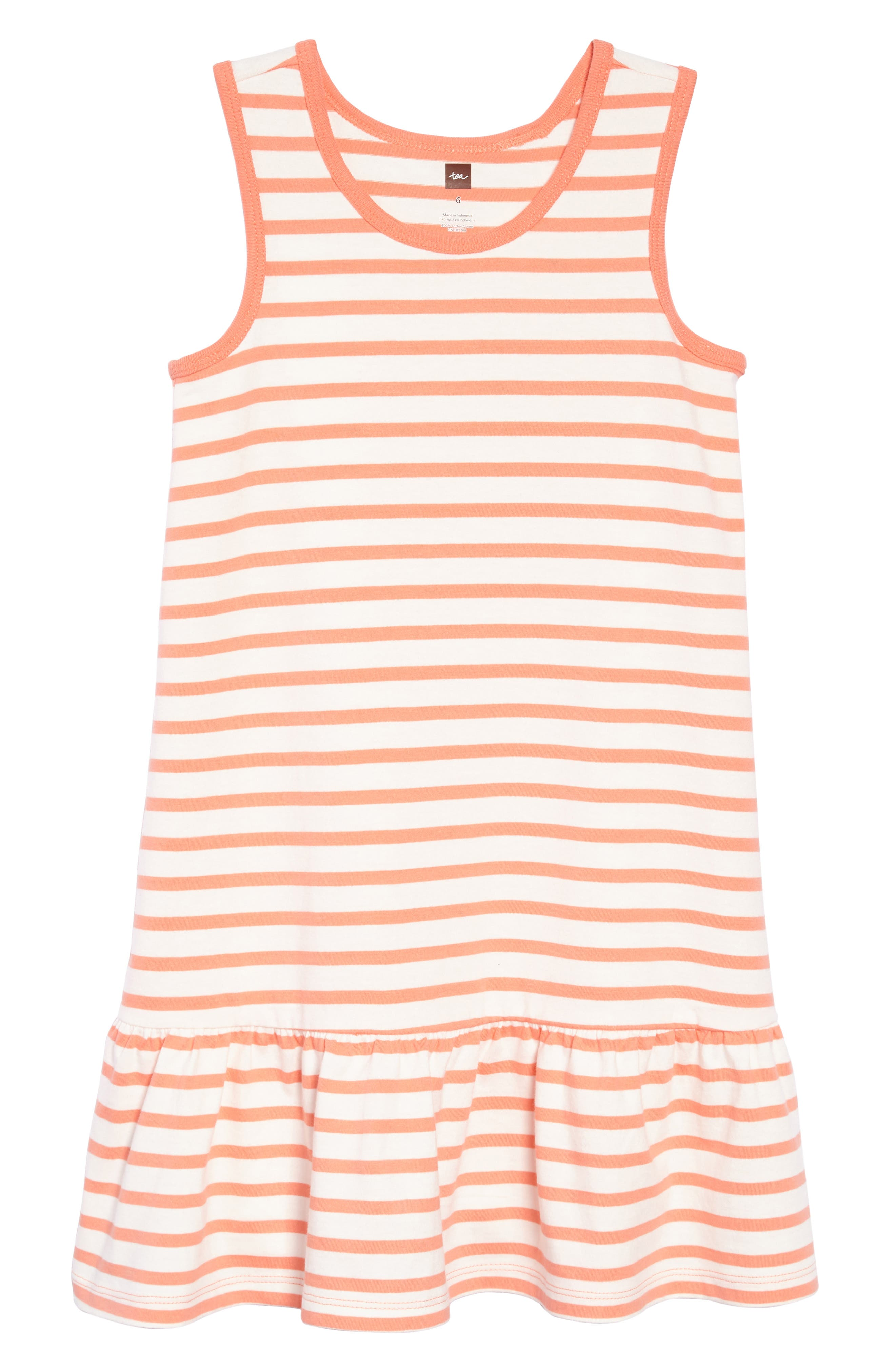 Stripe Tank Dress,                             Main thumbnail 3, color,