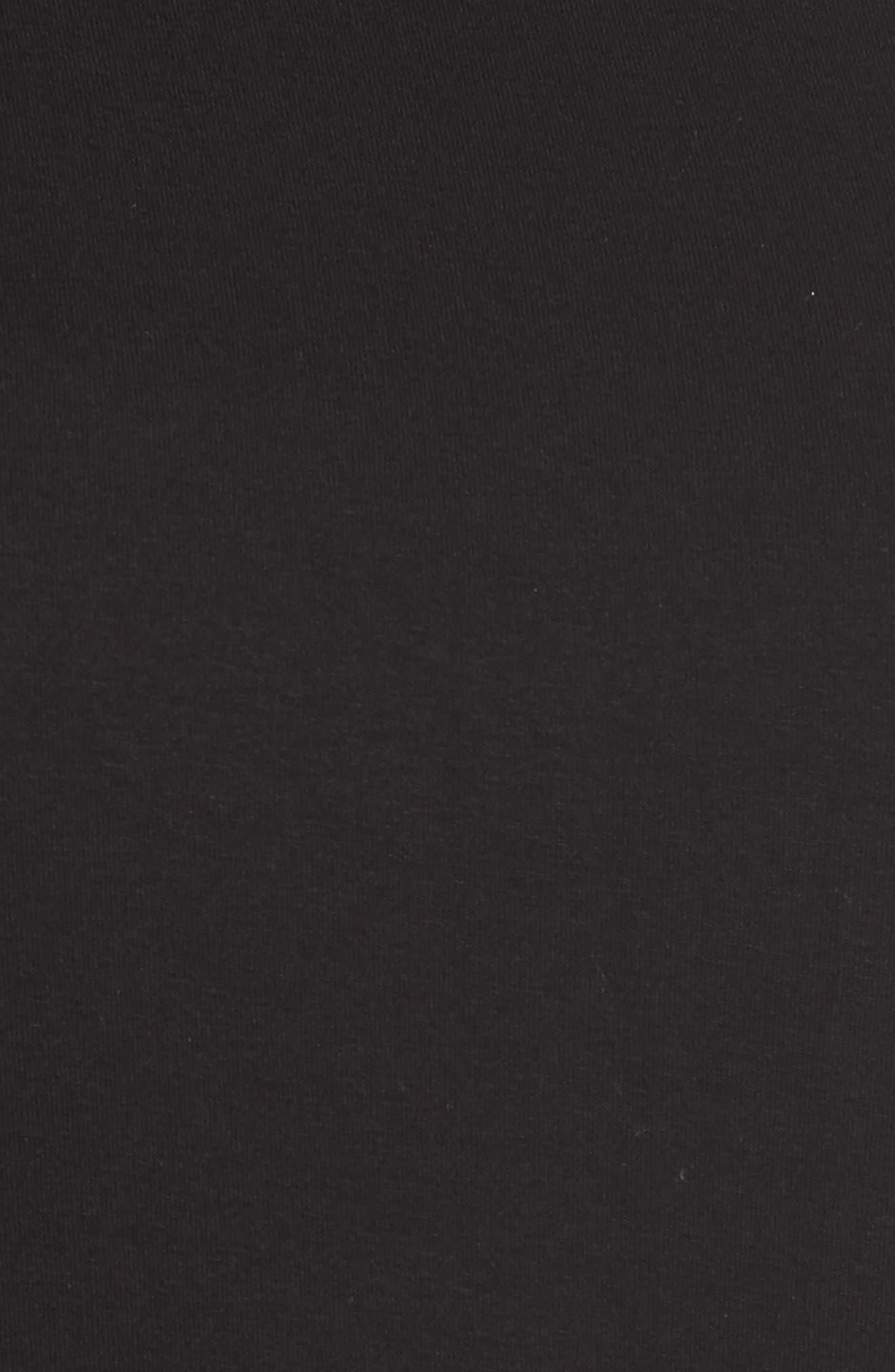 Smocked Ruffle Sleeve Top,                             Alternate thumbnail 6, color,                             002