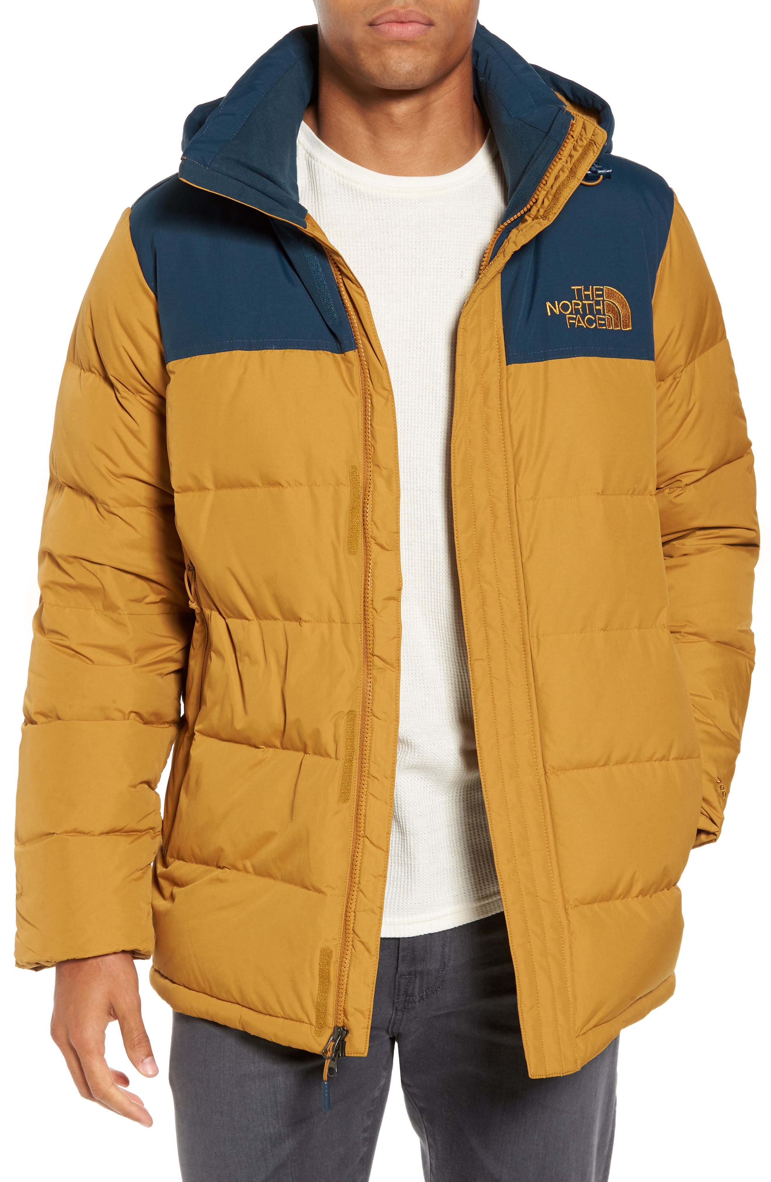Nuptse Ridge Down Jacket,                             Main thumbnail 2, color,