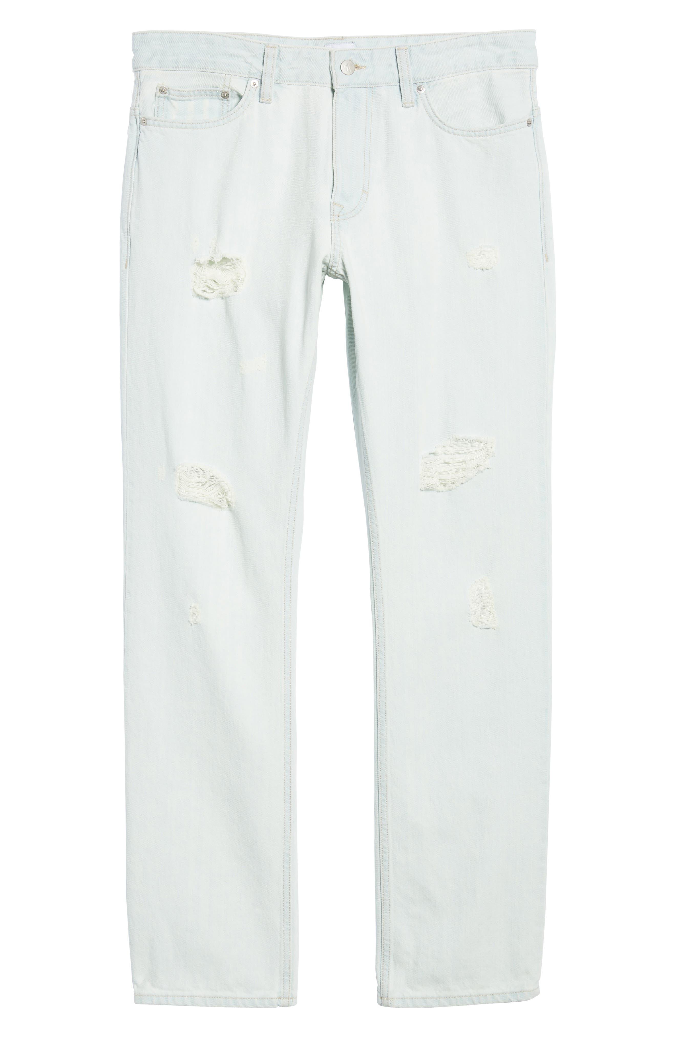 Slim Jeans,                             Alternate thumbnail 6, color,                             400