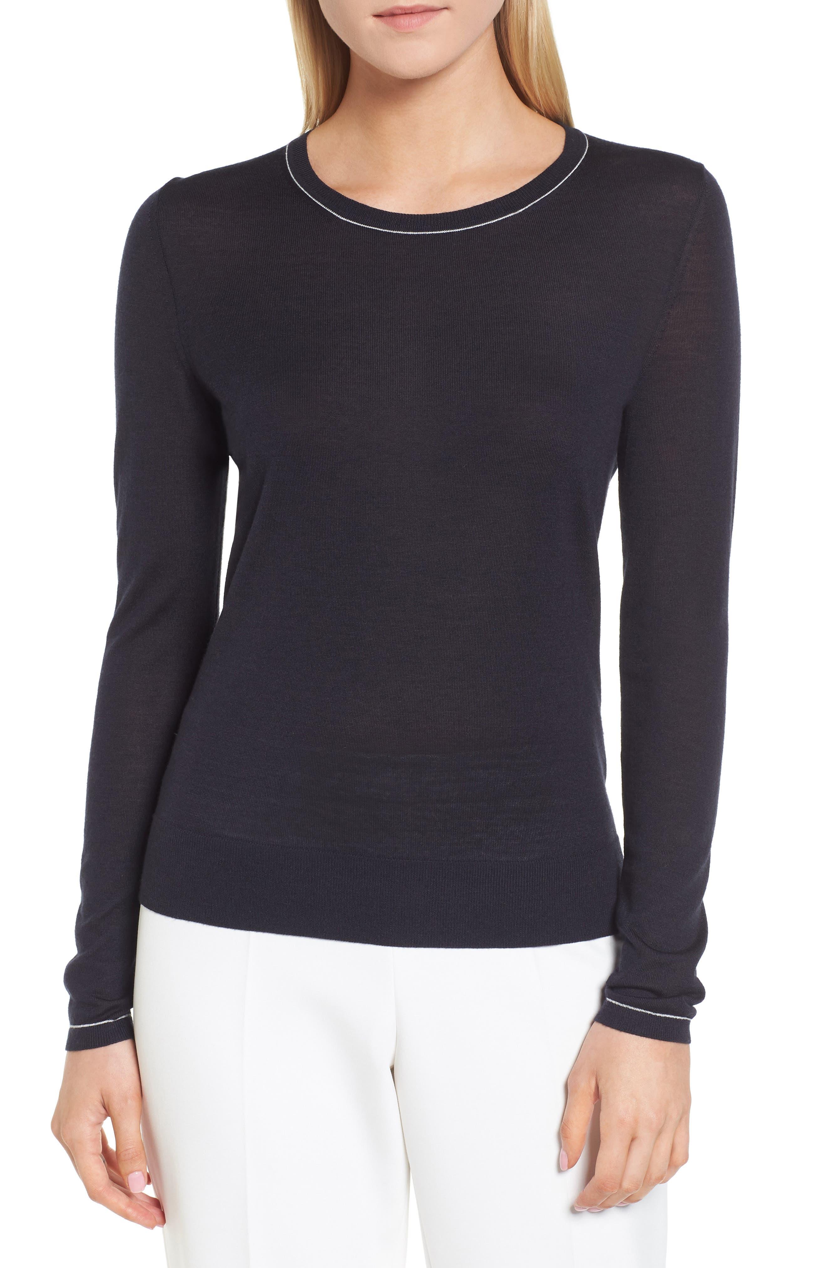 Femma Wool Sweater,                         Main,                         color, 480