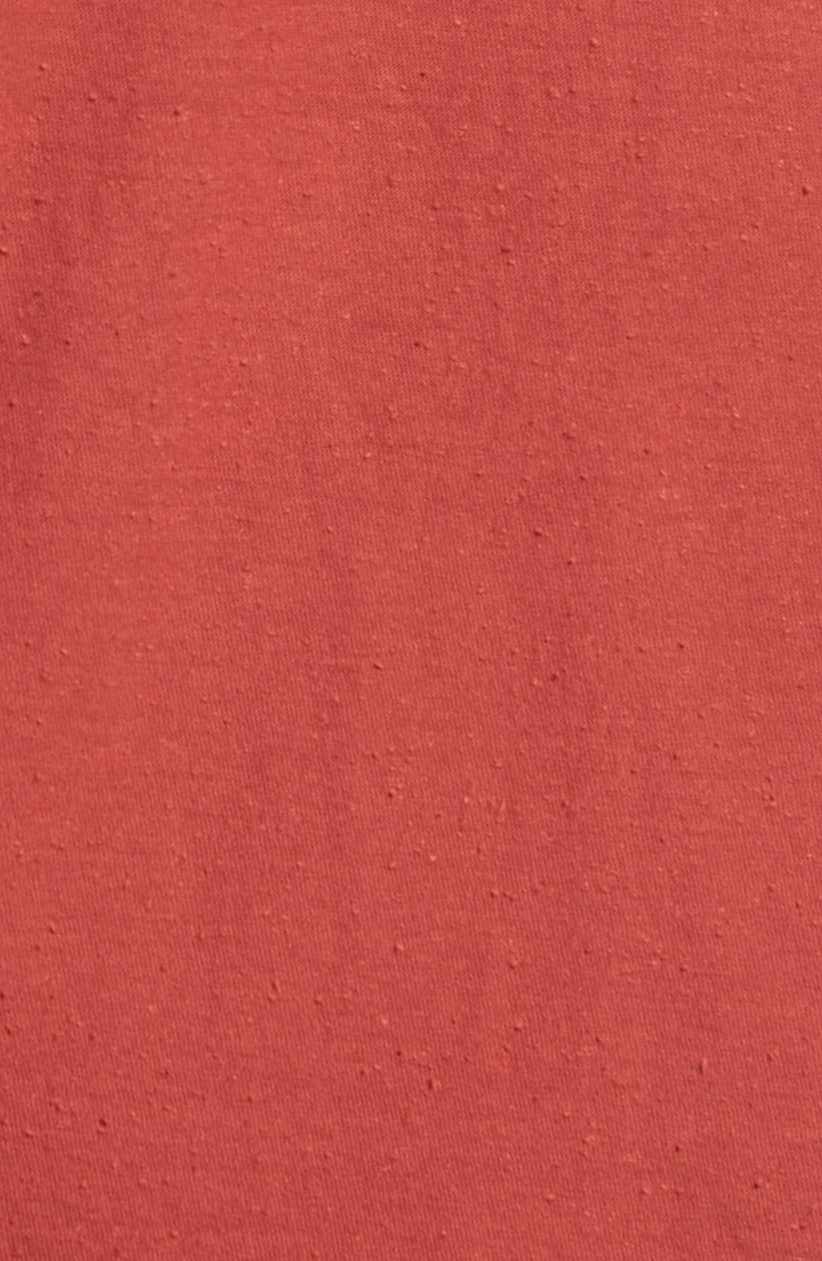 Nep Cotton Pocket T-Shirt,                             Alternate thumbnail 5, color,                             221