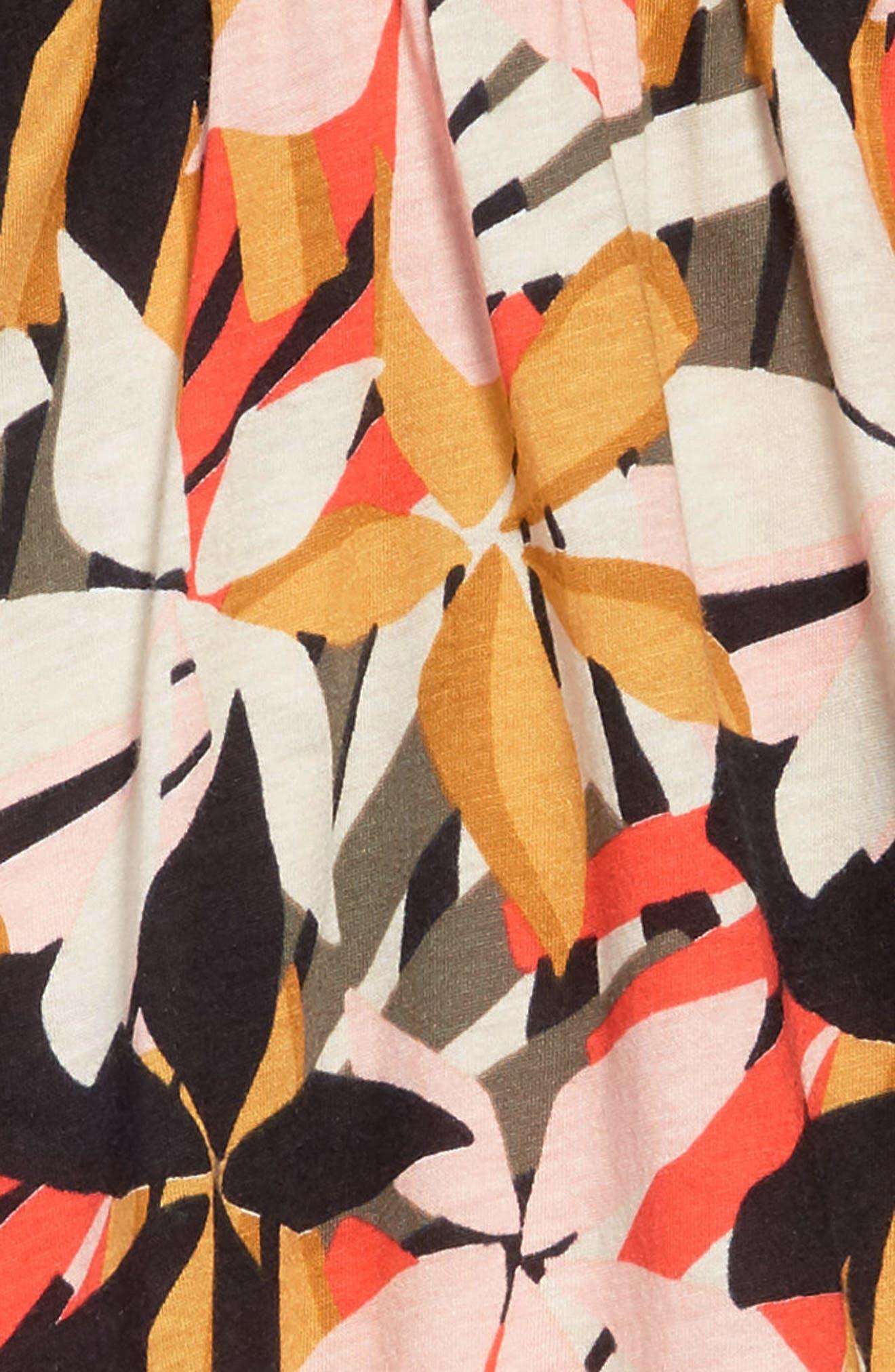 Coastal Love Dress,                             Alternate thumbnail 3, color,                             MULTI