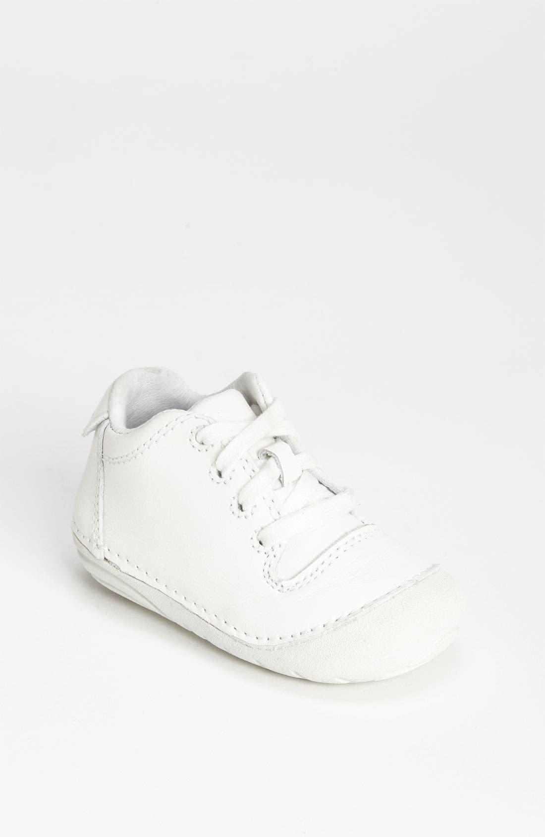 Toddler Stride Rite Freddie Sneaker Size 5 M  White
