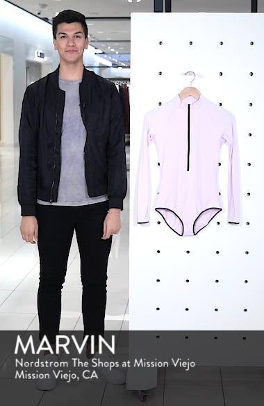 NRG Women's Dri-FIT Long Sleeve Bodysuit, sales video thumbnail