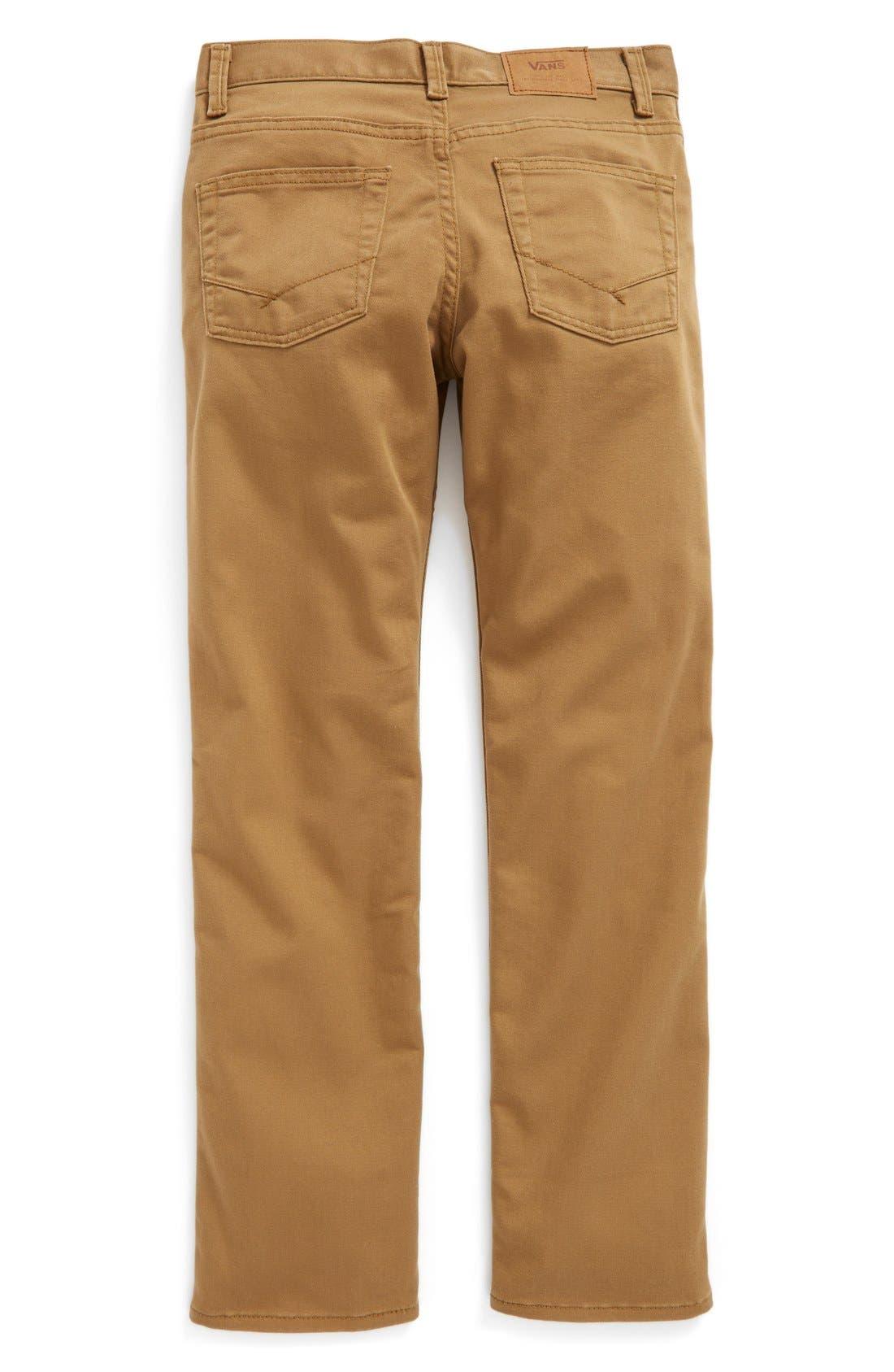 'V56 Standard AV Covina' Pants,                             Alternate thumbnail 7, color,                             DIRT