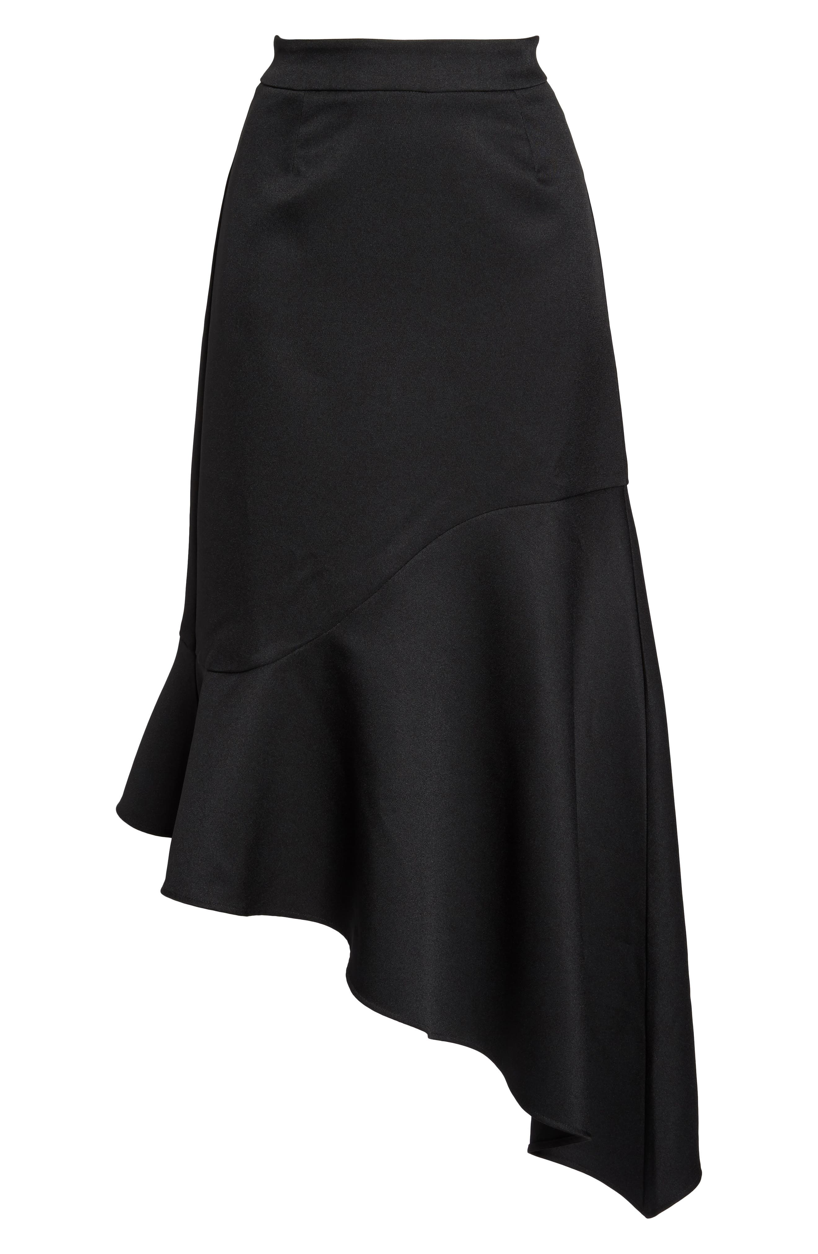 Neve Skirt,                             Alternate thumbnail 6, color,                             001