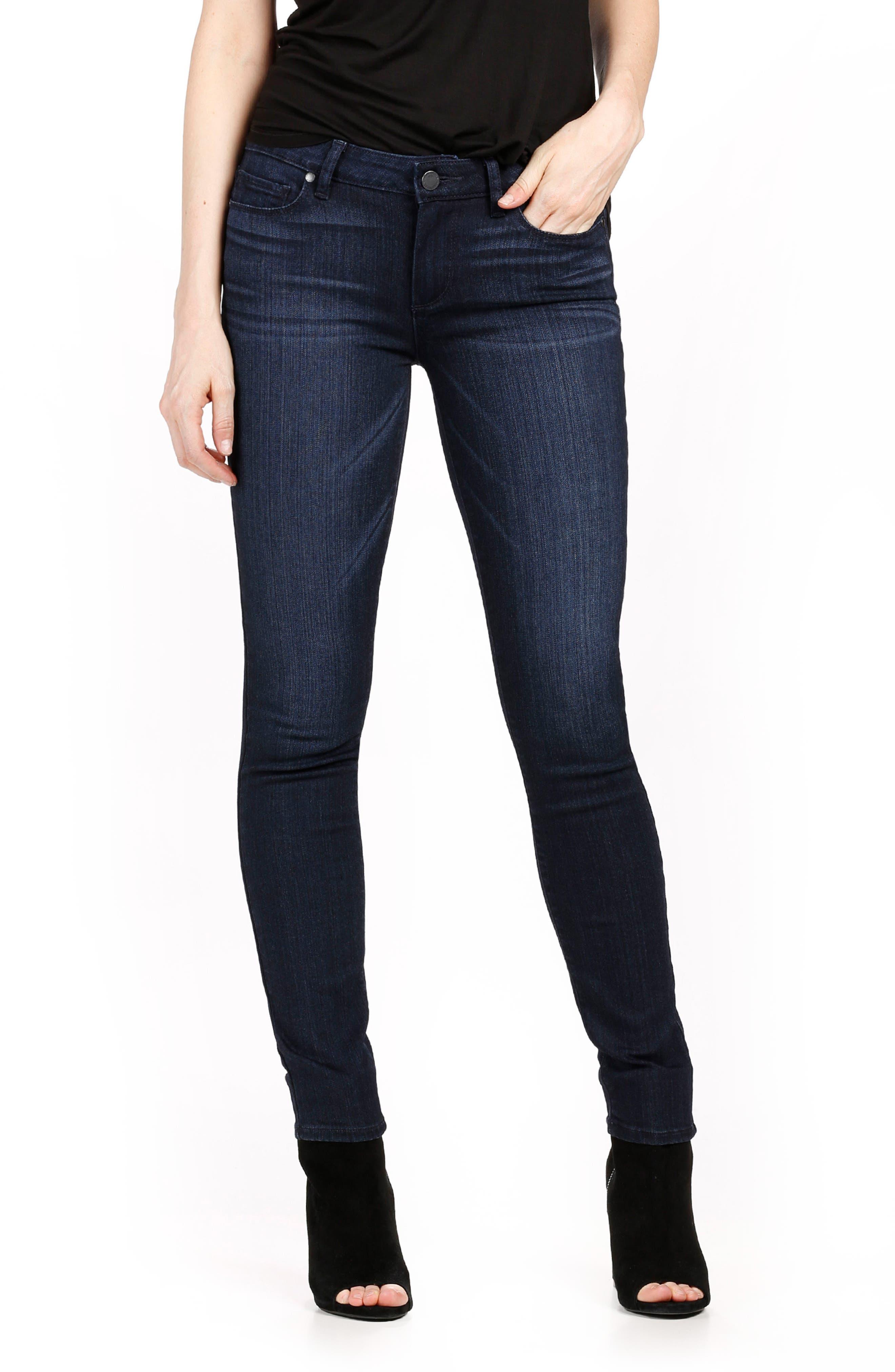 Transcend - Verdugo Ultra Skinny Jeans,                         Main,                         color,
