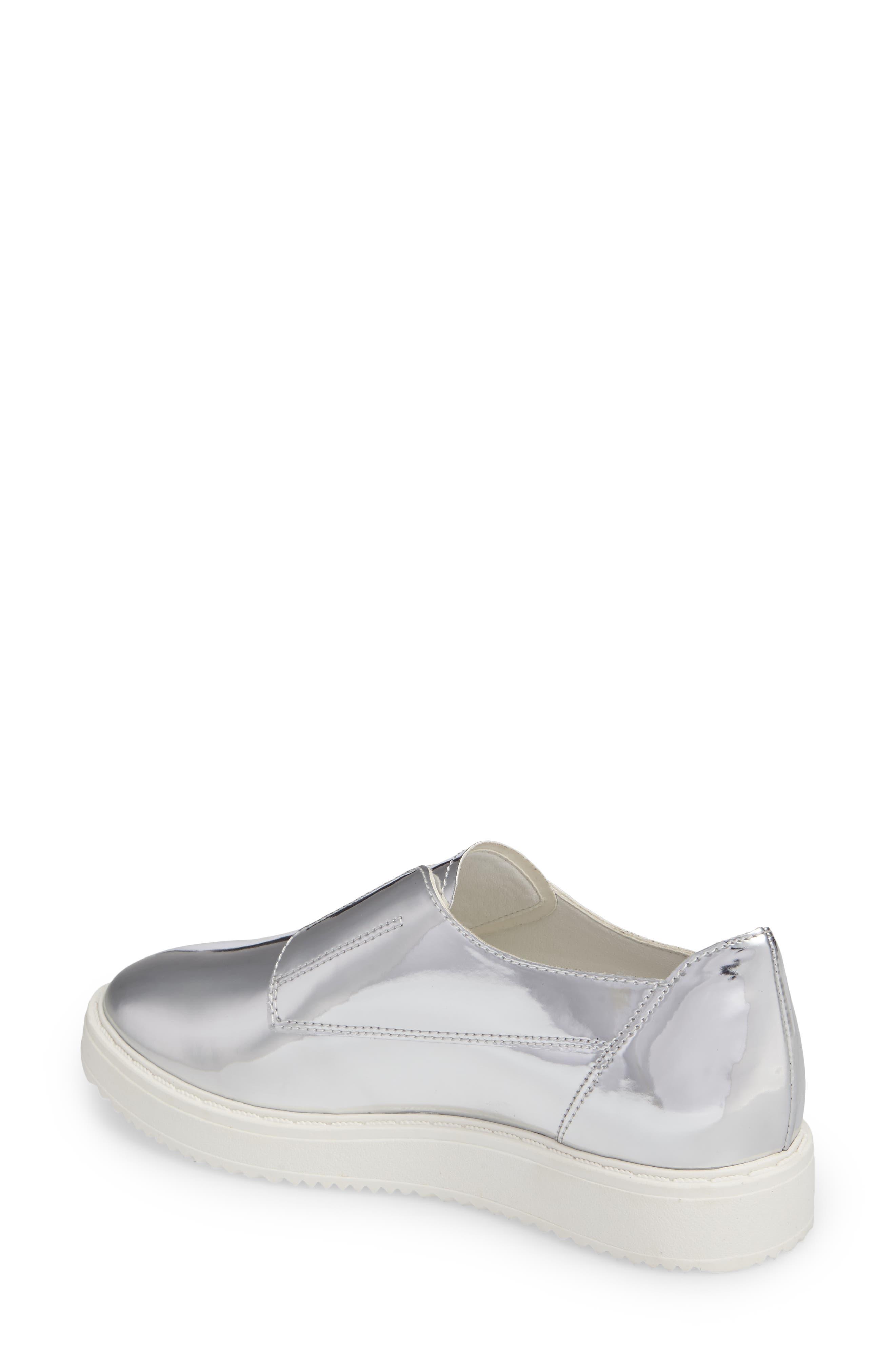 Trist Slip-On Metallic Sneaker,                             Alternate thumbnail 2, color,                             045
