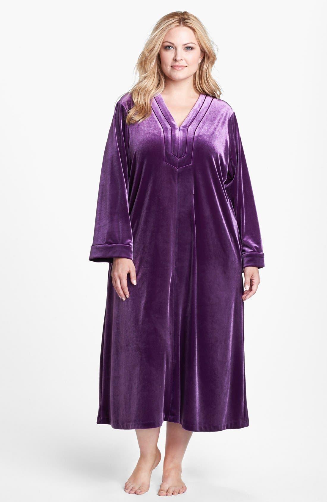 Sleepwear 'Zahara Nights' Robe,                             Main thumbnail 3, color,
