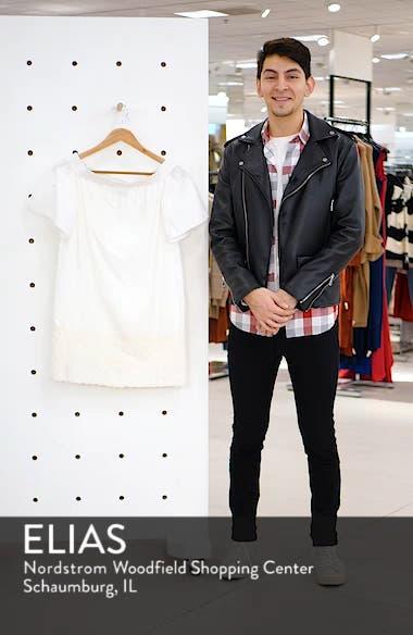 Livia Trixi Off the Shoulder Cotton Dress, sales video thumbnail