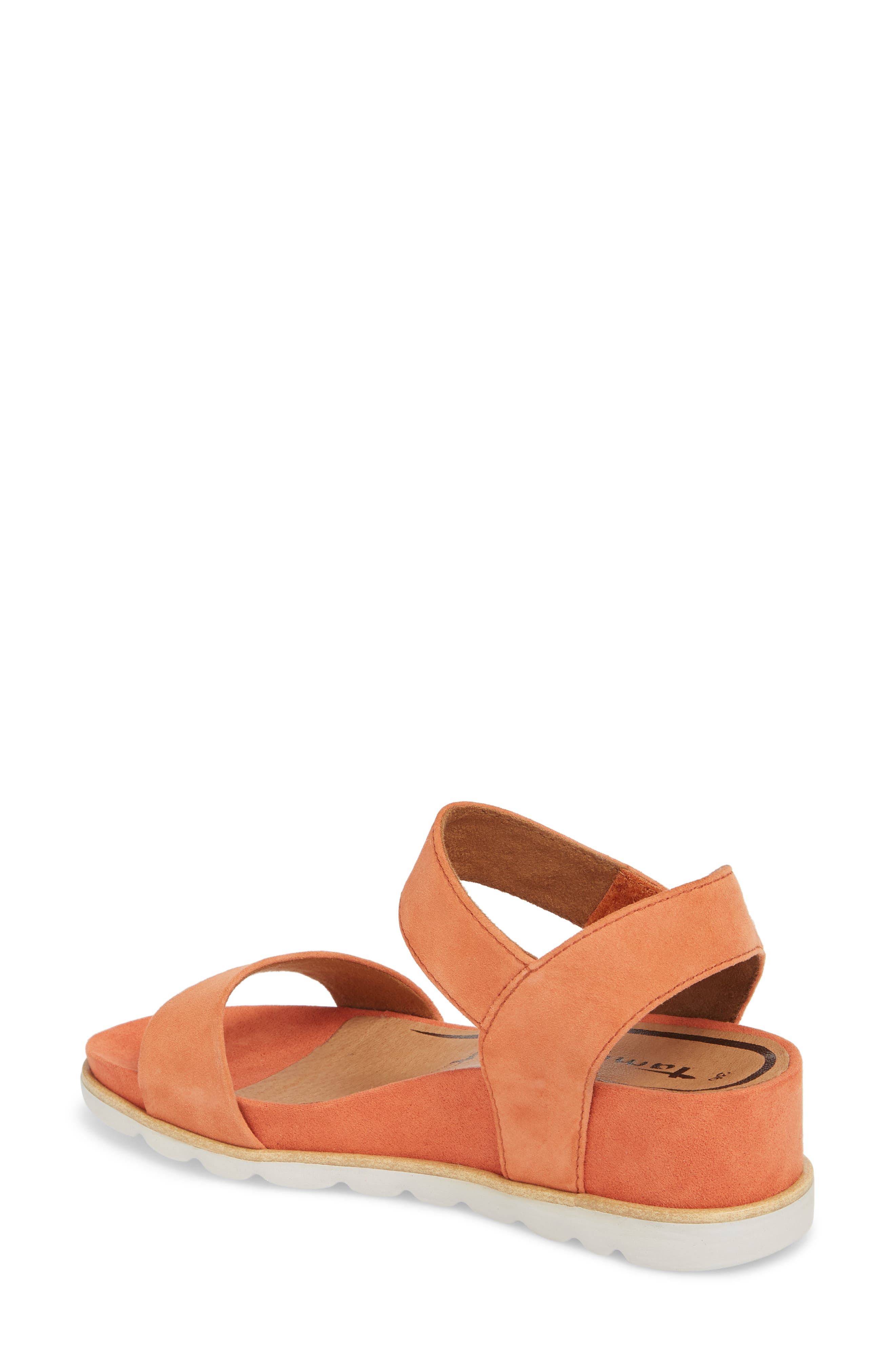 Cory Wedge Sandal,                             Alternate thumbnail 6, color,