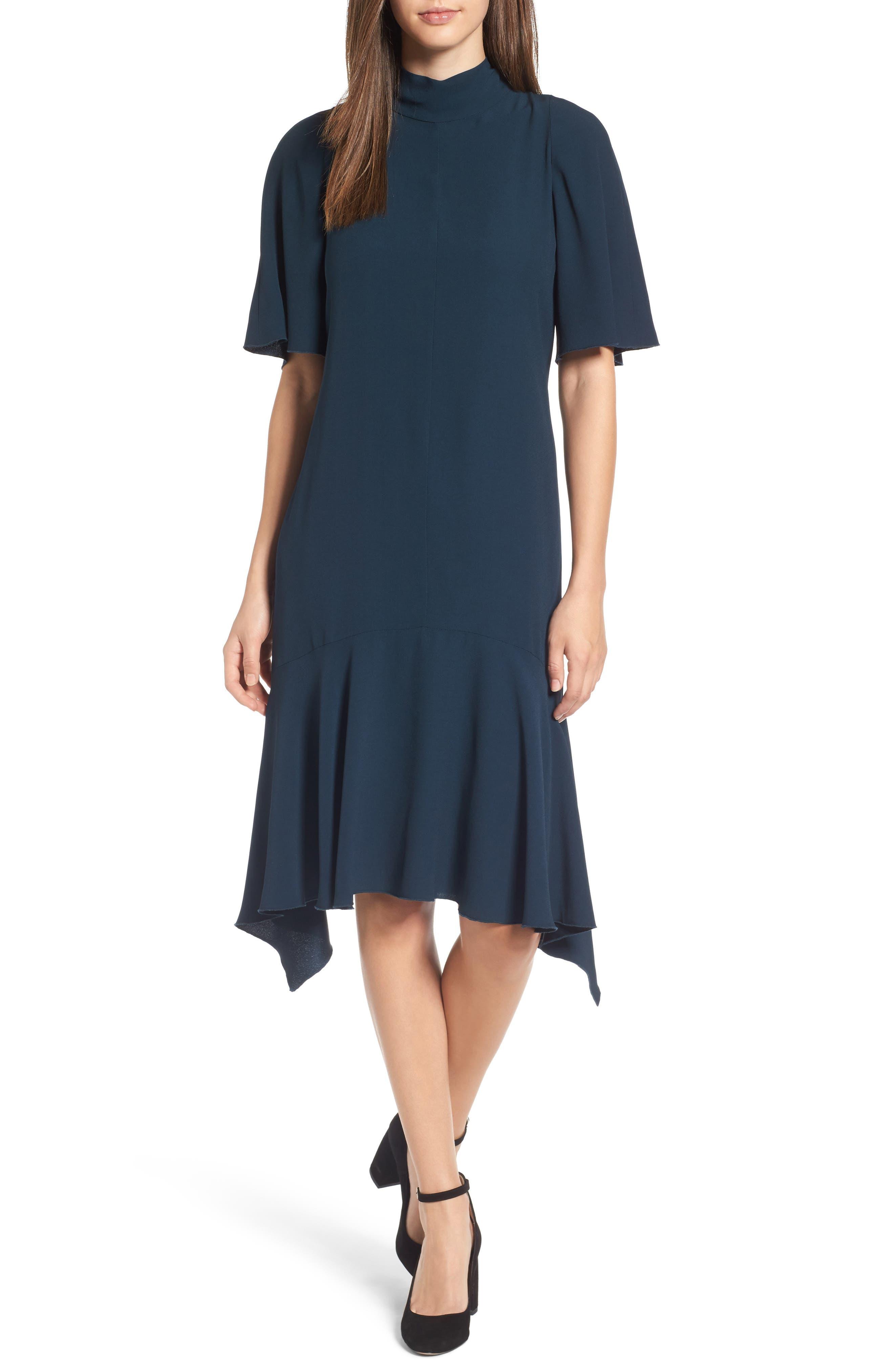 Tie Back Cady Dress,                             Main thumbnail 1, color,                             301