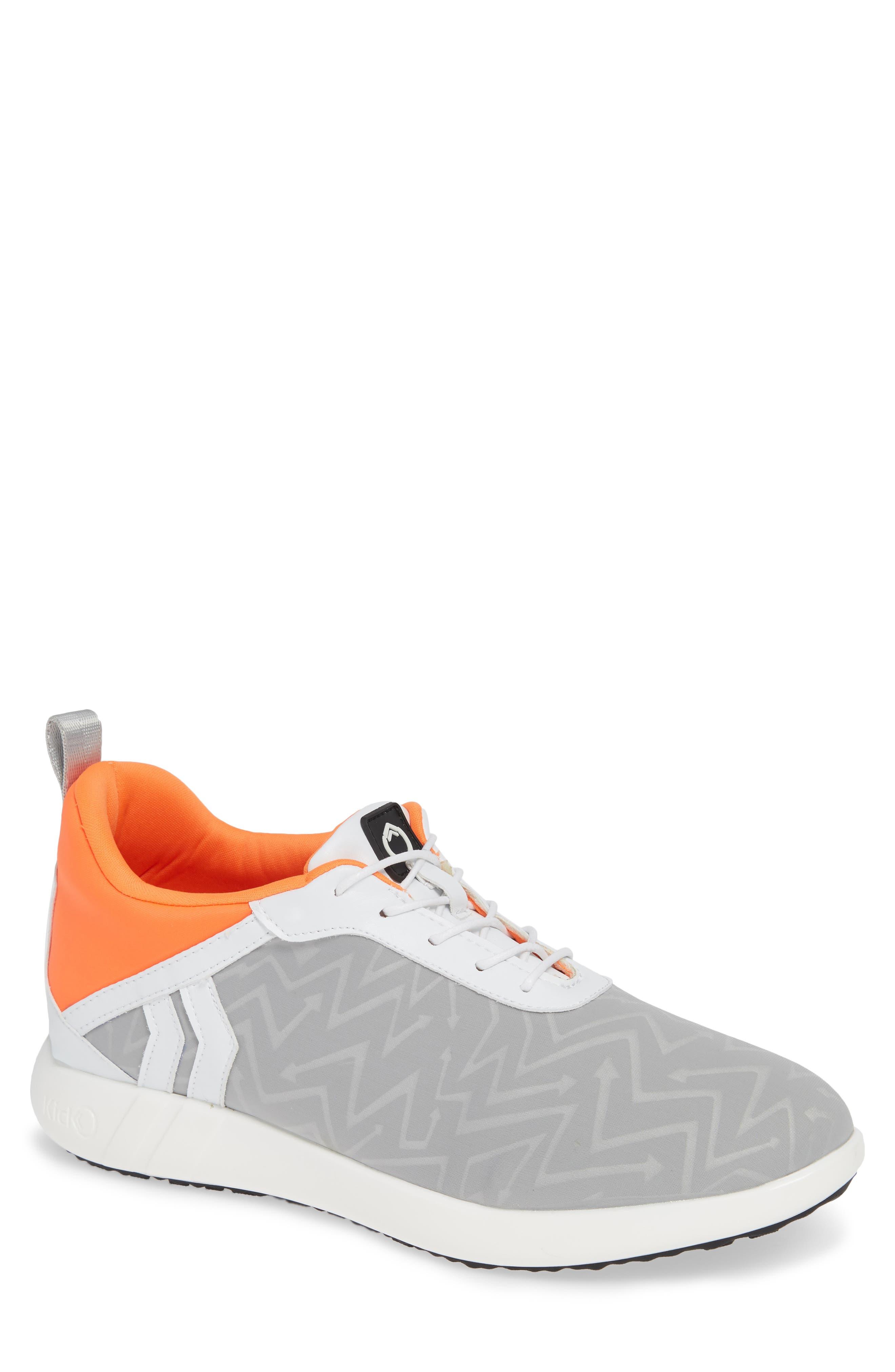 Vector Sneaker,                         Main,                         color, GREY FABRIC